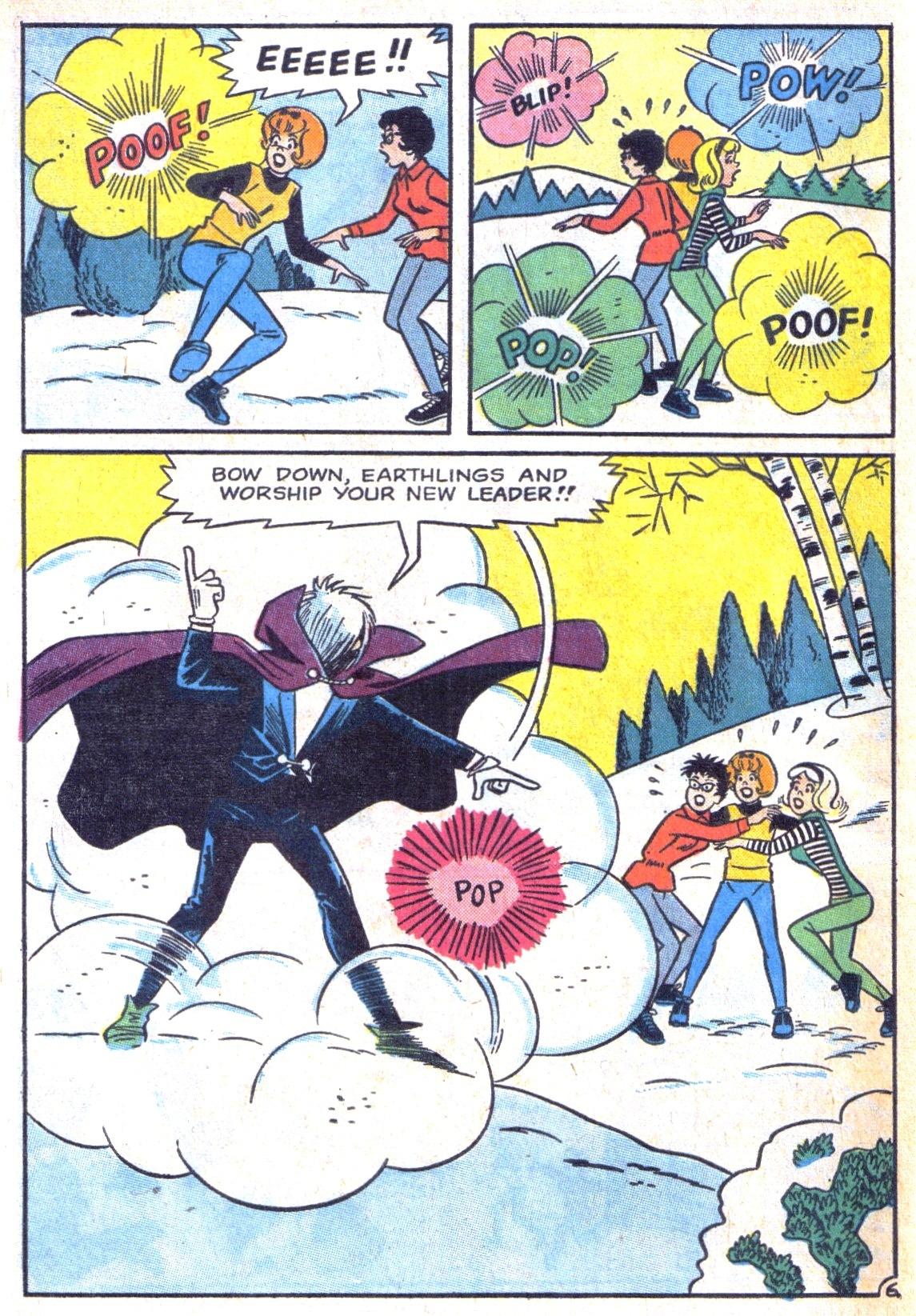 Read online She's Josie comic -  Issue #11 - 8