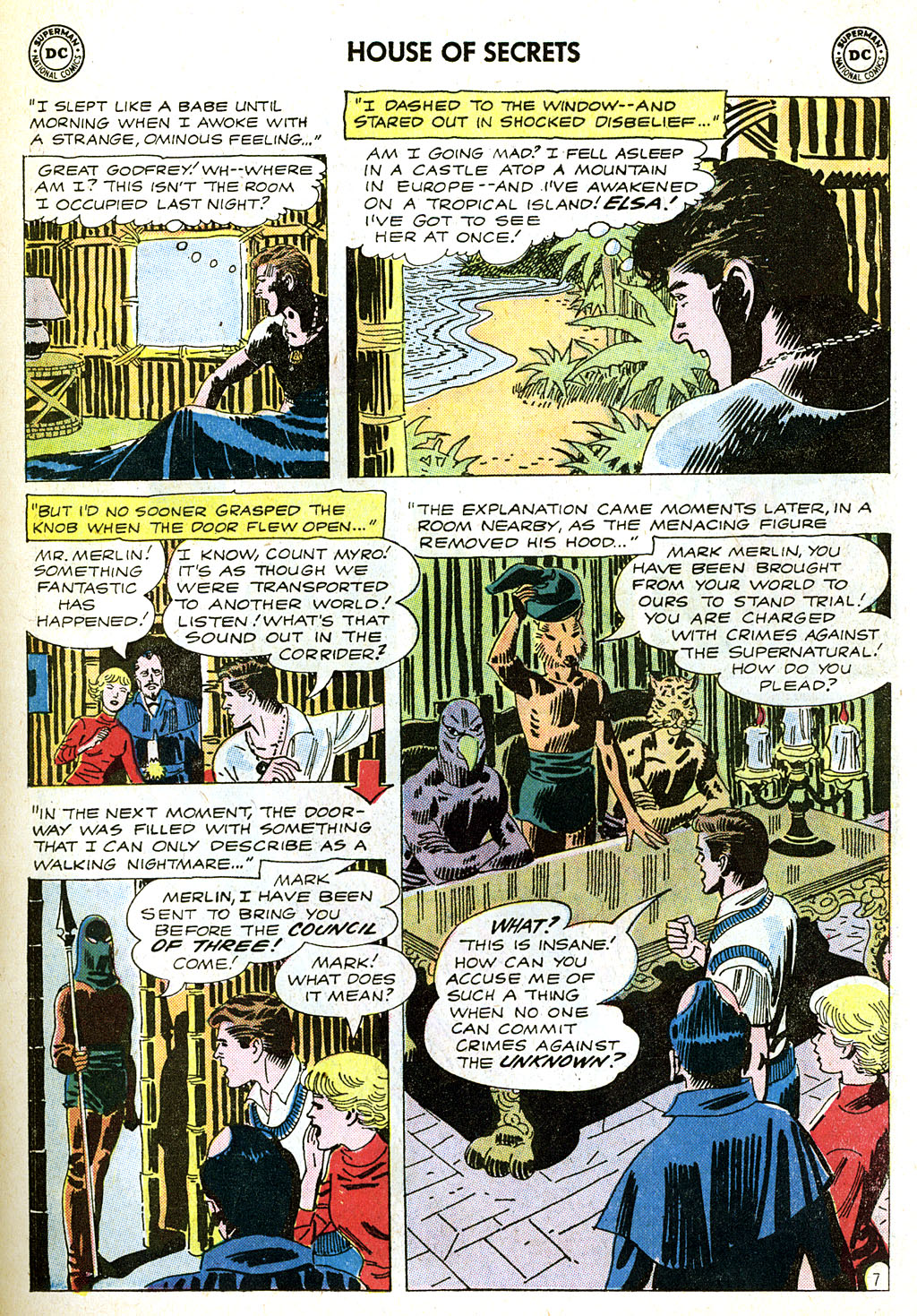 House of Secrets (1956) issue 58 - Page 11