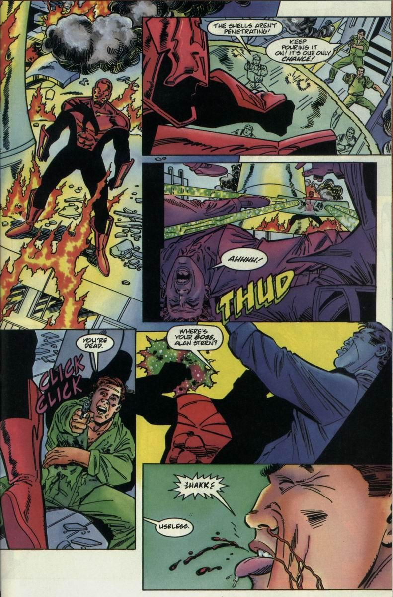 Read online Harbinger Files comic -  Issue #2 - 18