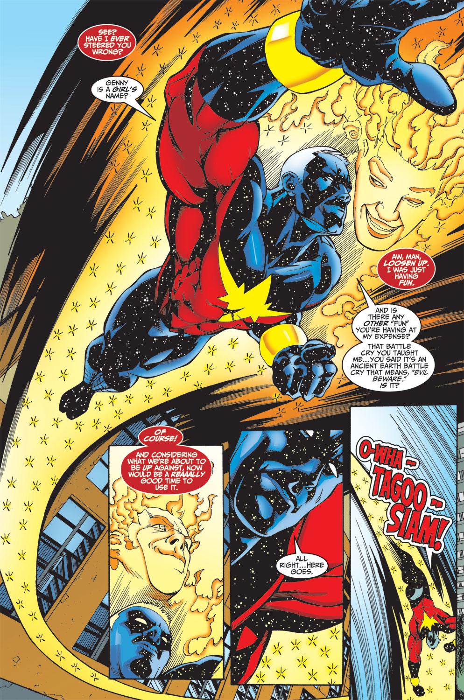 Captain Marvel (1999) Issue #1 #2 - English 16