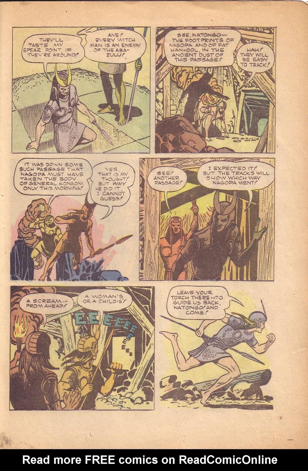 Tarzan (1948) issue 50 - Page 45