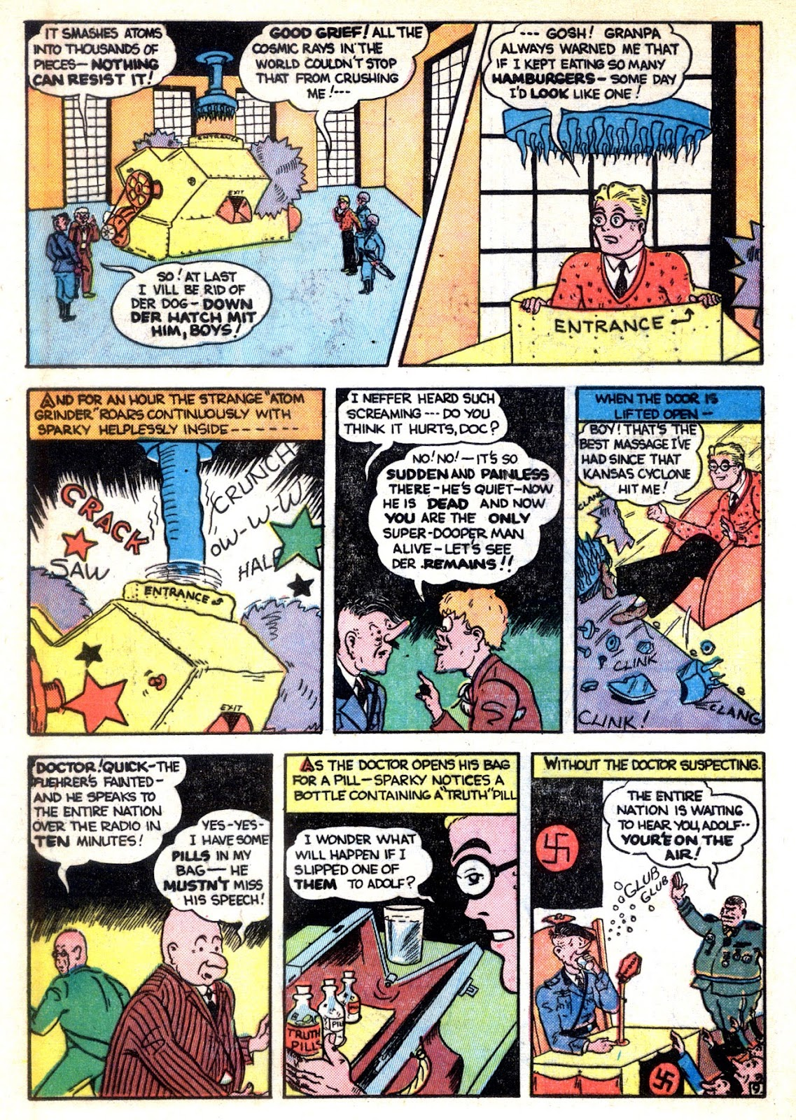 Sparky Watts issue 4 - Page 16