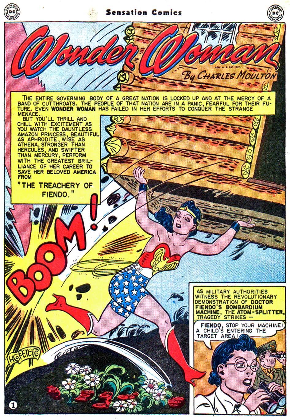 Read online Sensation (Mystery) Comics comic -  Issue #54 - 4