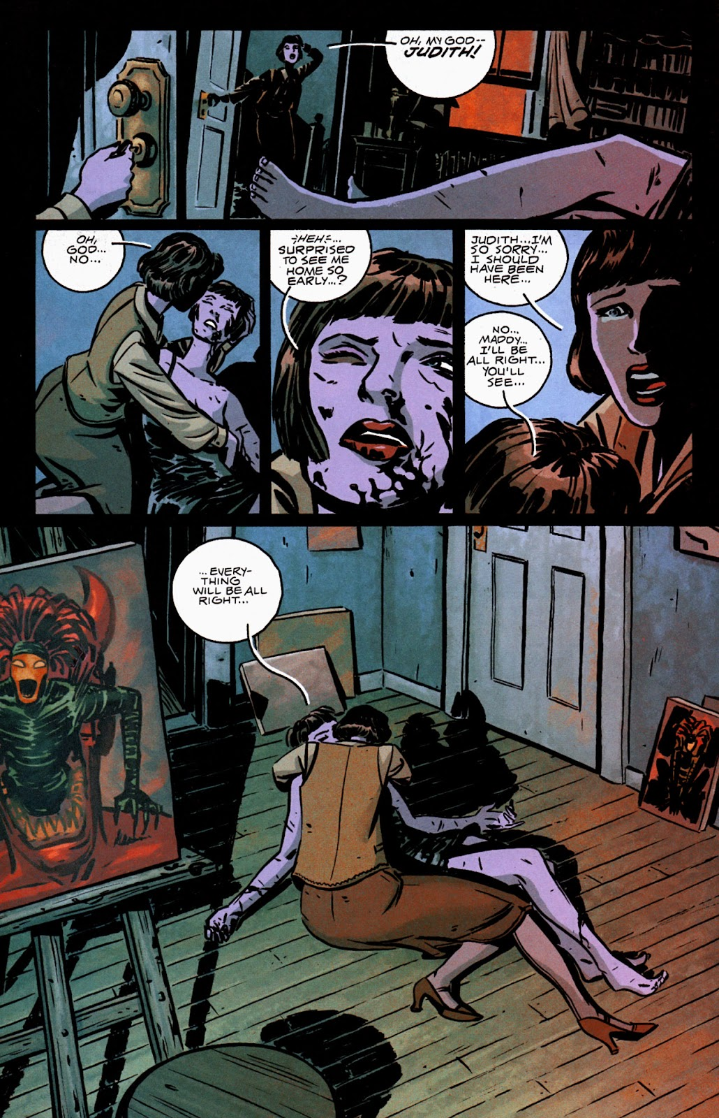 Read online Beware The Creeper (2003) comic -  Issue #1 - 22