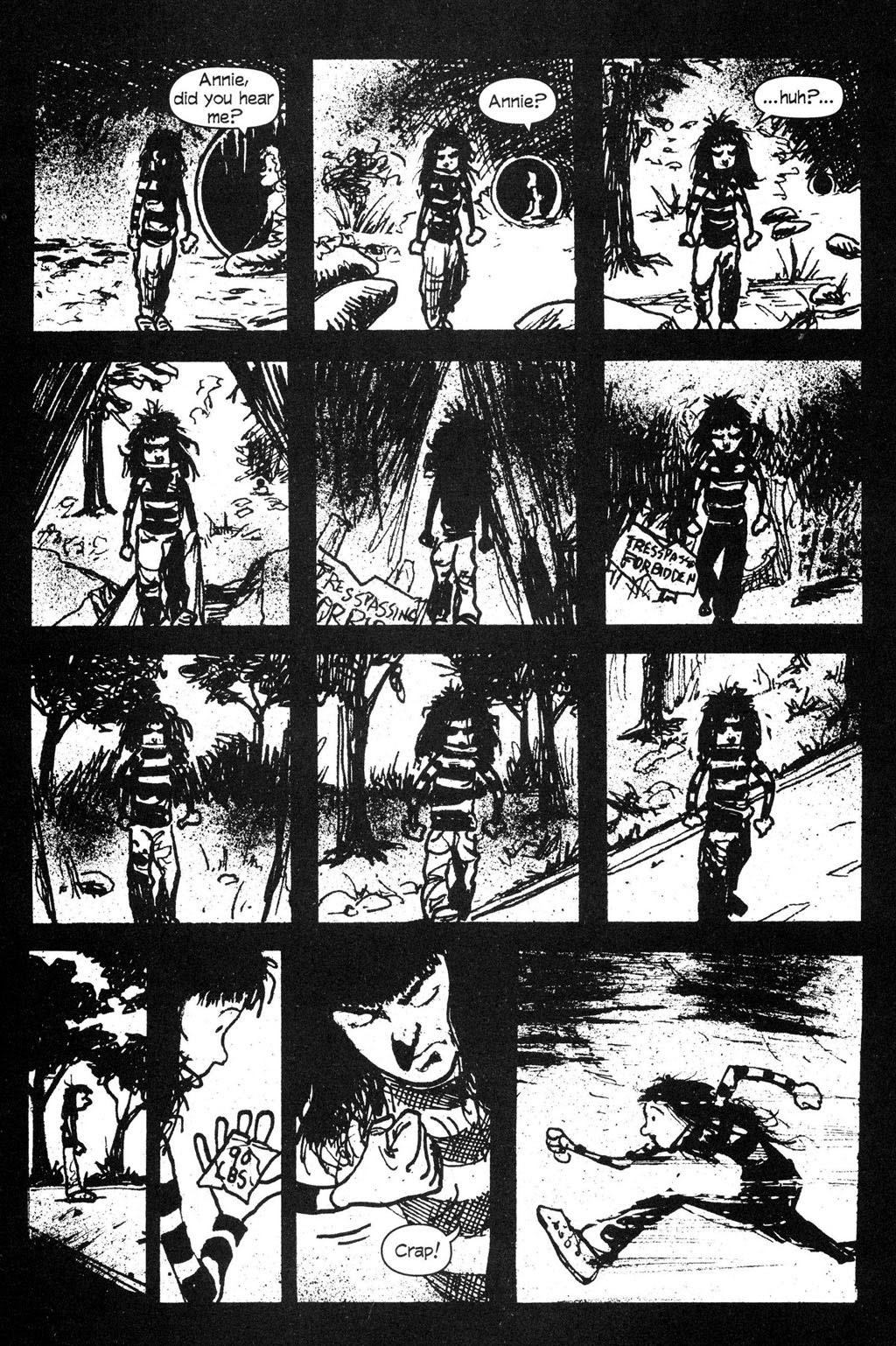 Read online Ojo comic -  Issue #5 - 3