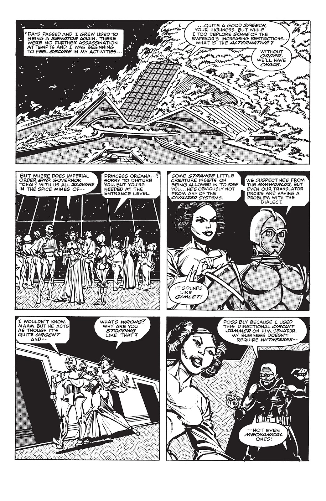 Read online Star Wars Legends: The Original Marvel Years - Epic Collection comic -  Issue # TPB 2 (Part 4) - 72