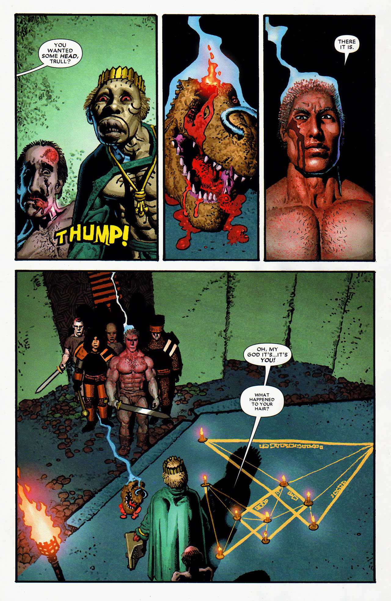 Read online Starr the Slayer comic -  Issue #4 - 16