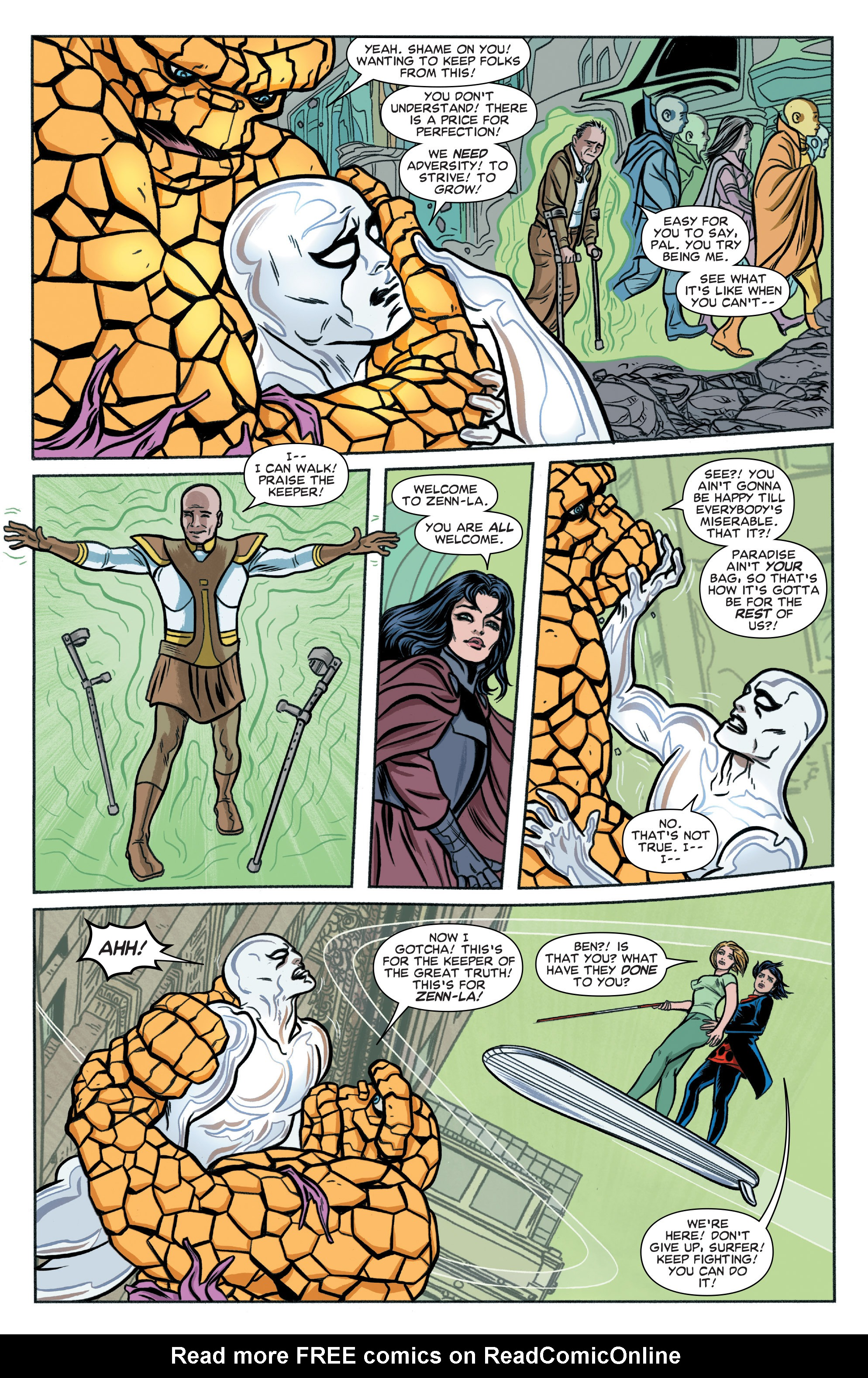 Read online Silver Surfer (2016) comic -  Issue #3 - 9