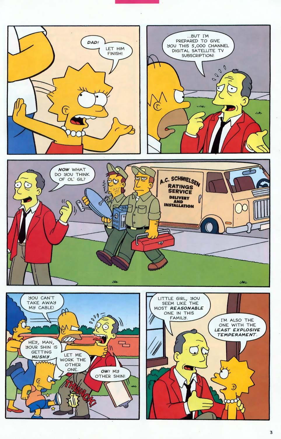 Read online Simpsons Comics comic -  Issue #85 - 4