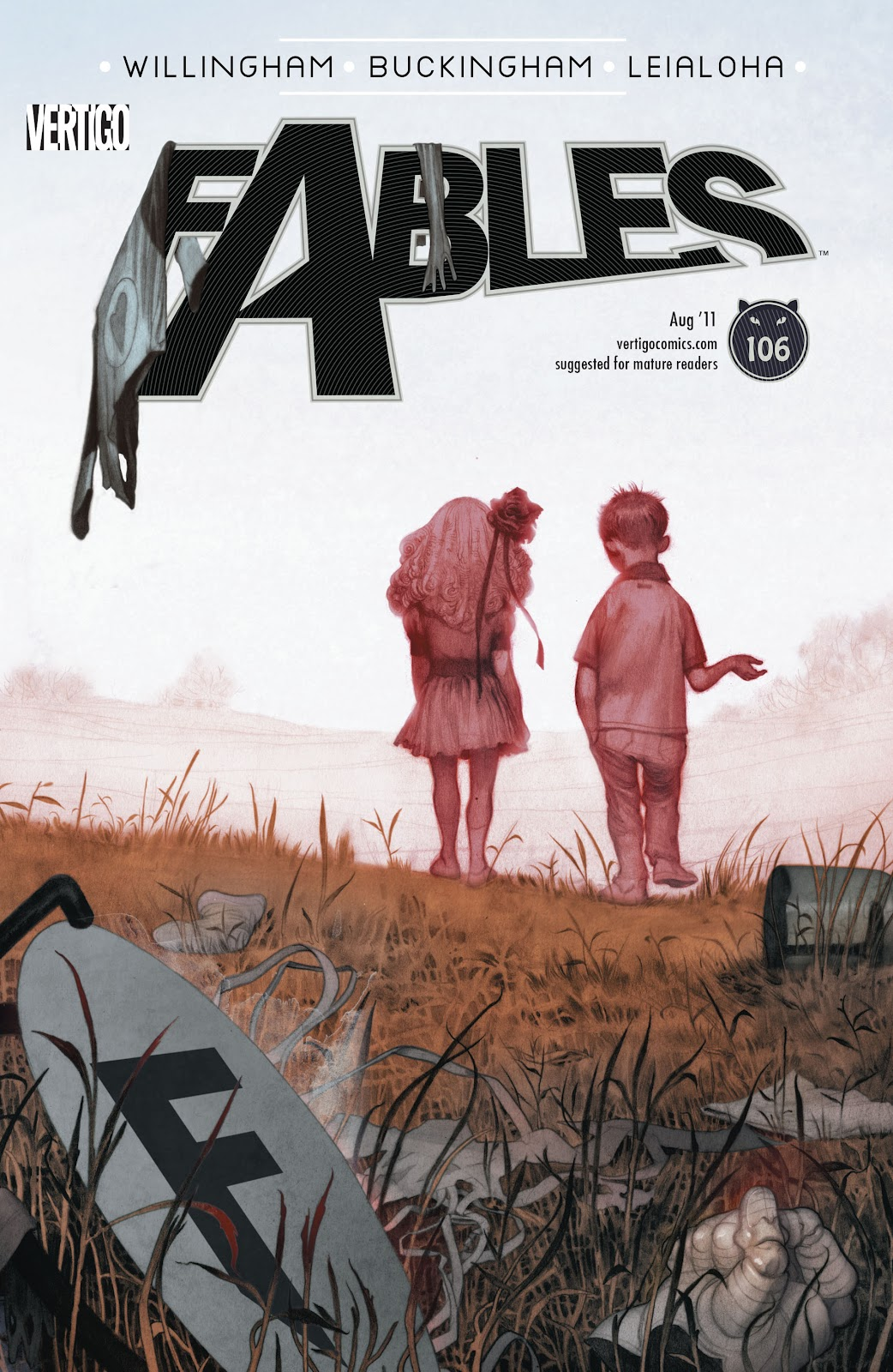 Fables issue 106 - Page 1