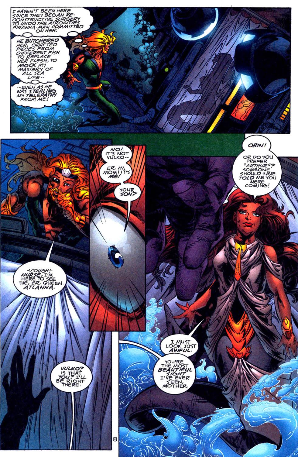 Read online Aquaman (1994) comic -  Issue #61 - 9