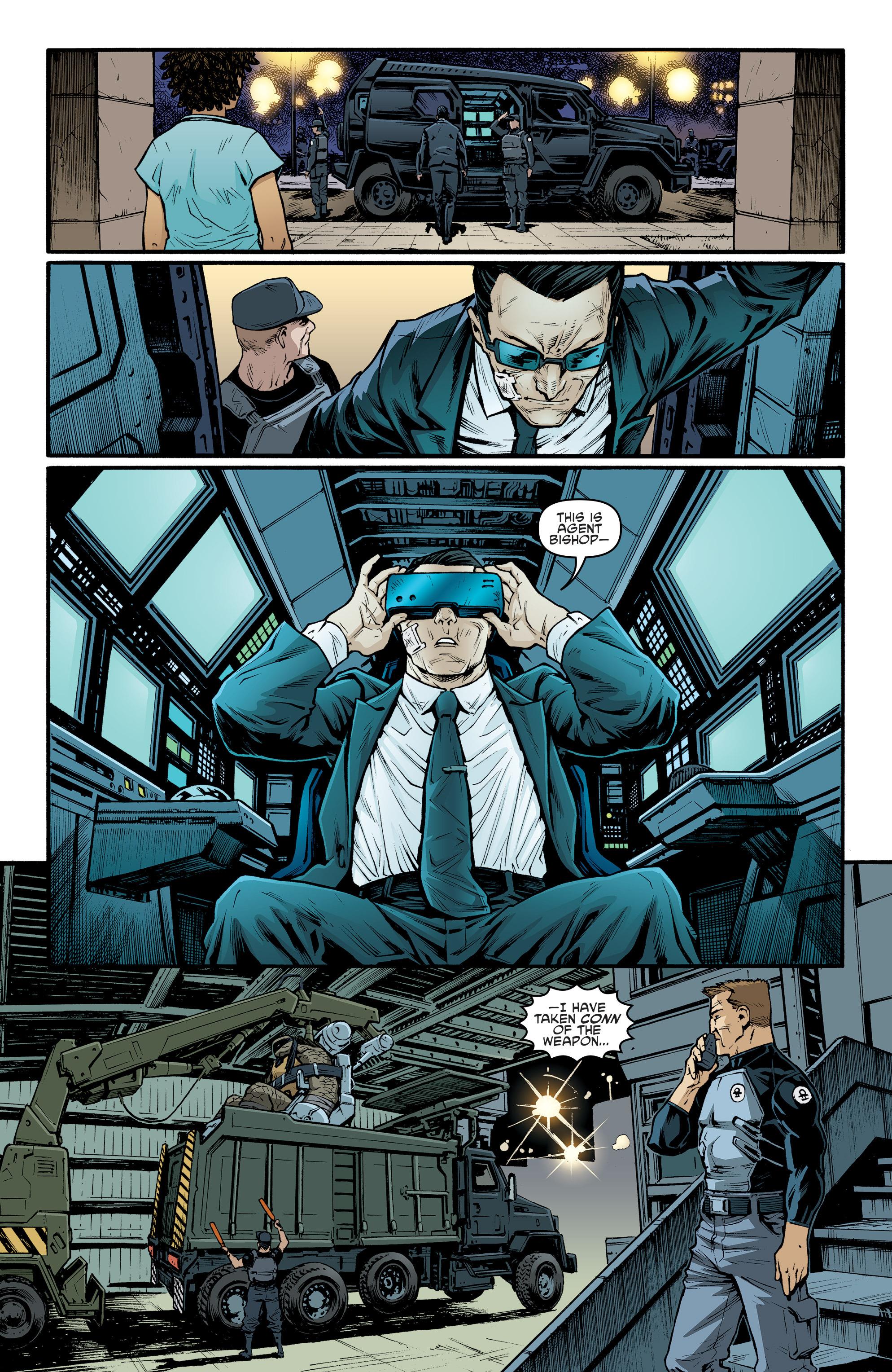 Read online Teenage Mutant Ninja Turtles (2011) comic -  Issue #69 - 9