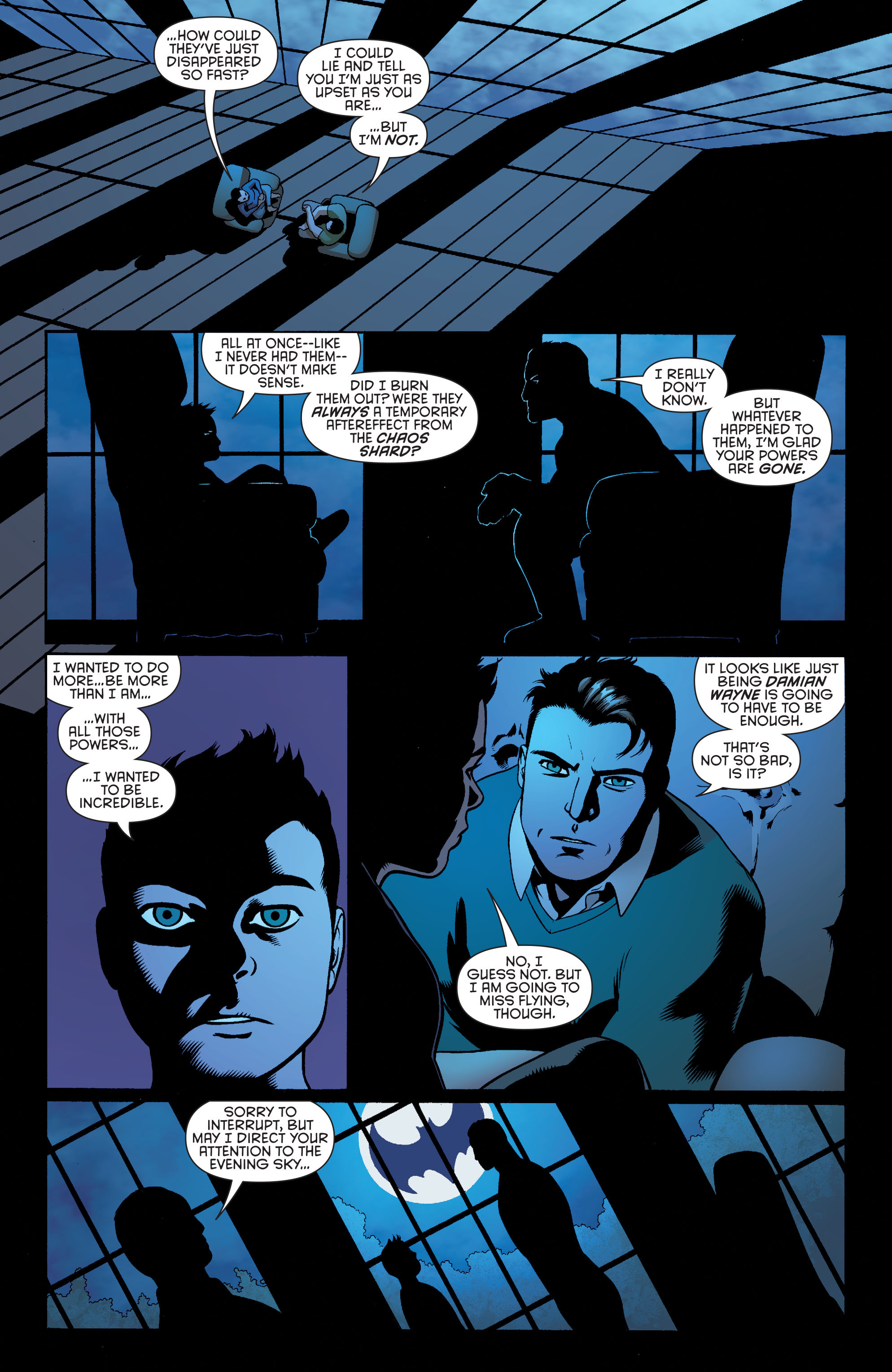 Read online Batman and Robin (2011) comic -  Issue #40 - 14