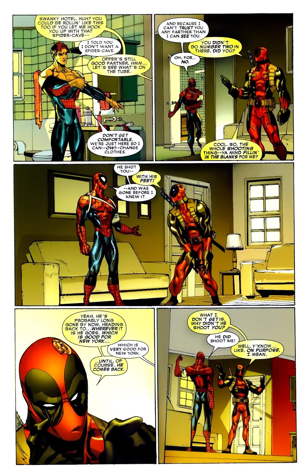 Read online Deadpool (2008) comic -  Issue #21 - 5