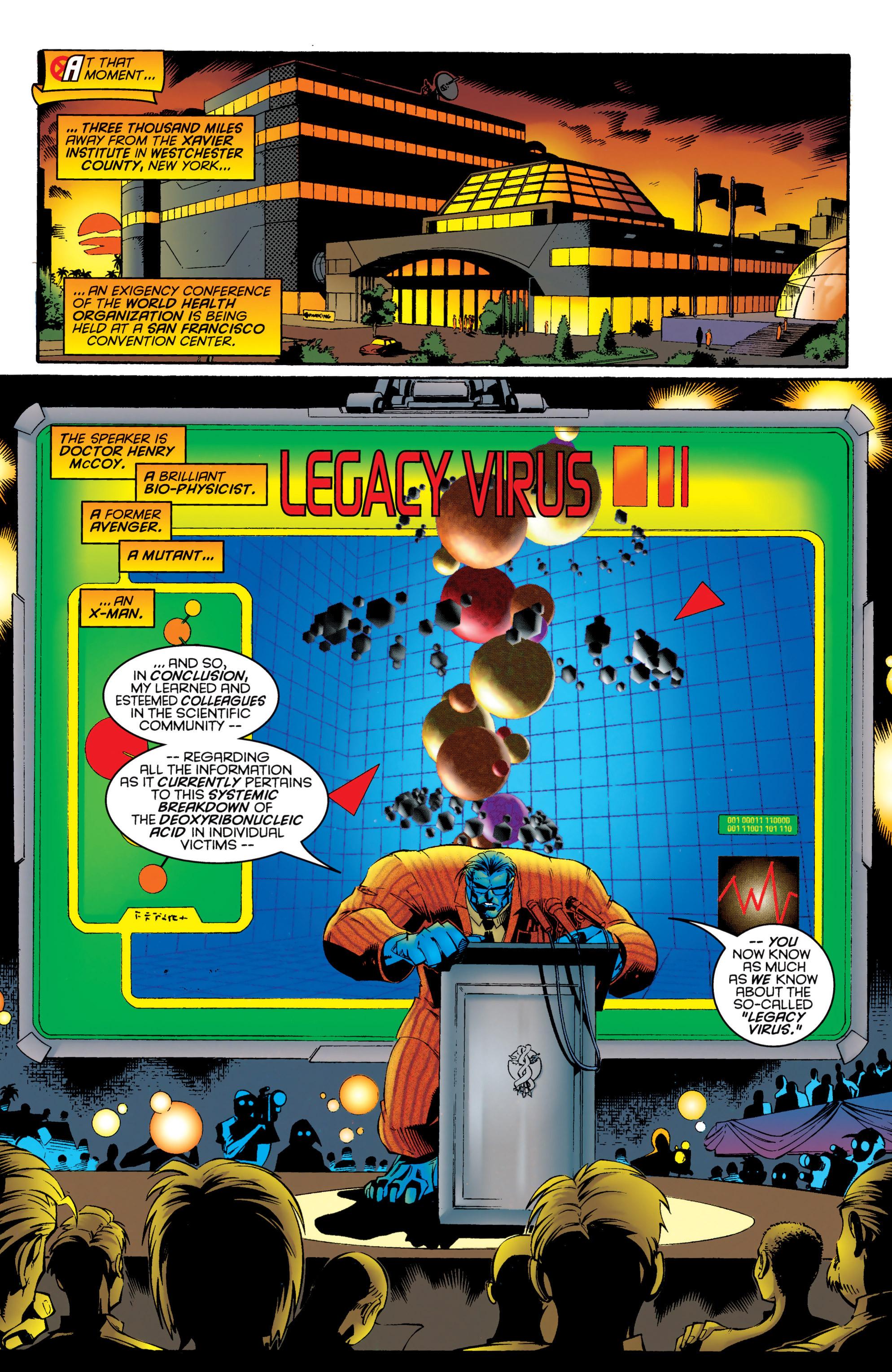Read online Uncanny X-Men (1963) comic -  Issue #326 - 5