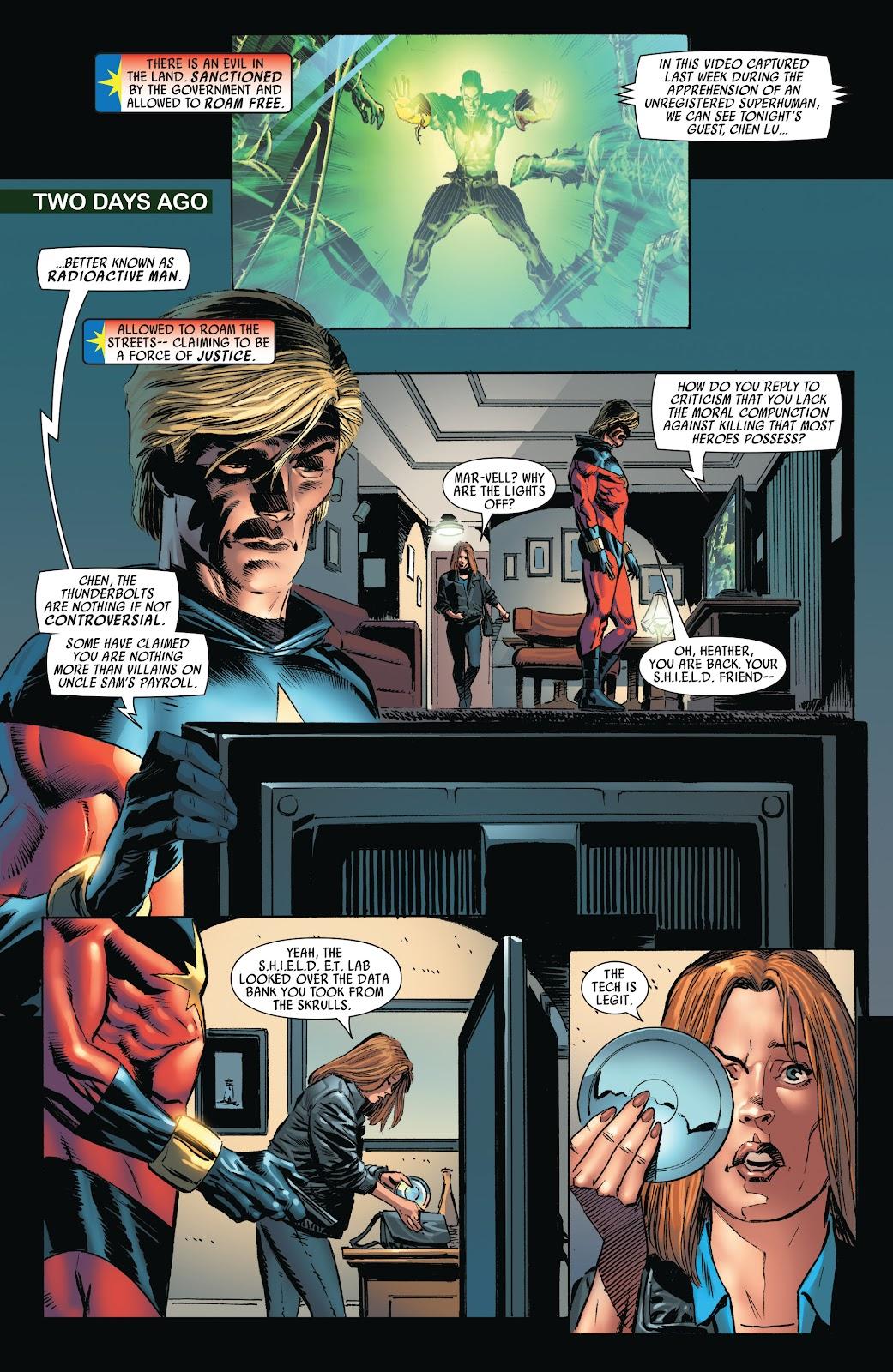 Read online Secret Invasion: Rise of the Skrulls comic -  Issue # TPB (Part 4) - 74