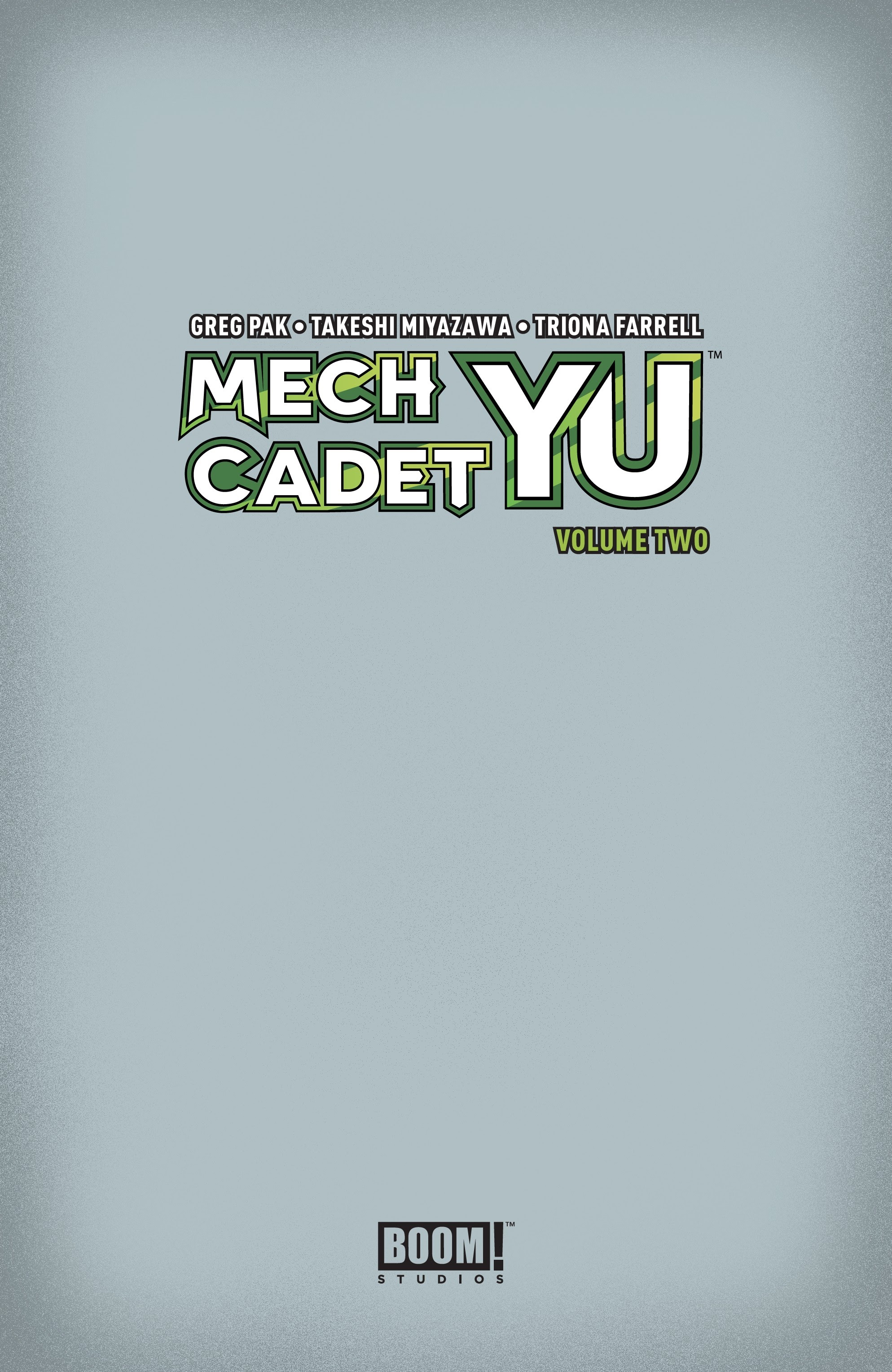 Mech Cadet Yu #_TPB_2 #15 - English 2