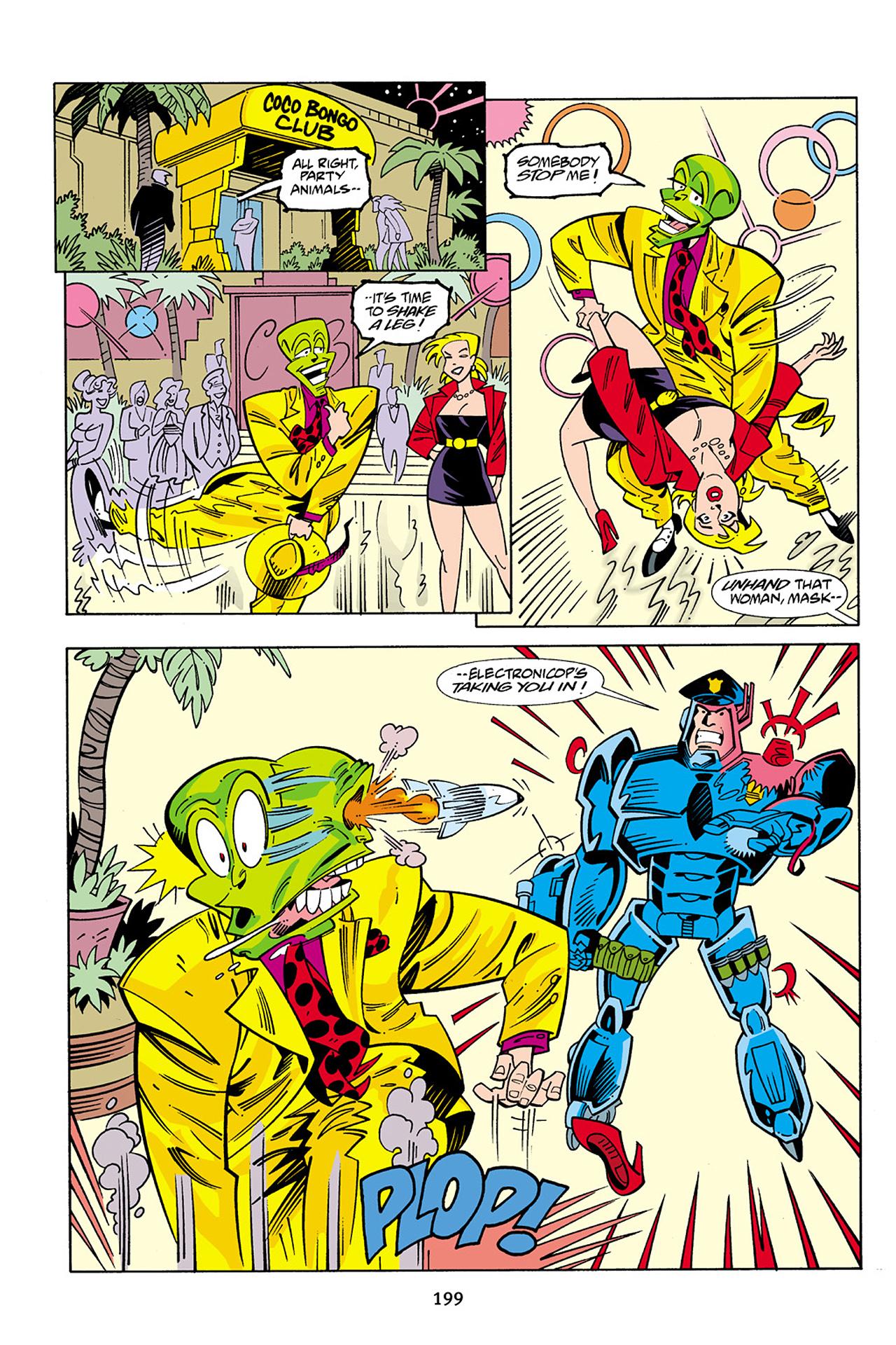Read online Adventures Of The Mask Omnibus comic -  Issue #Adventures Of The Mask Omnibus Full - 198