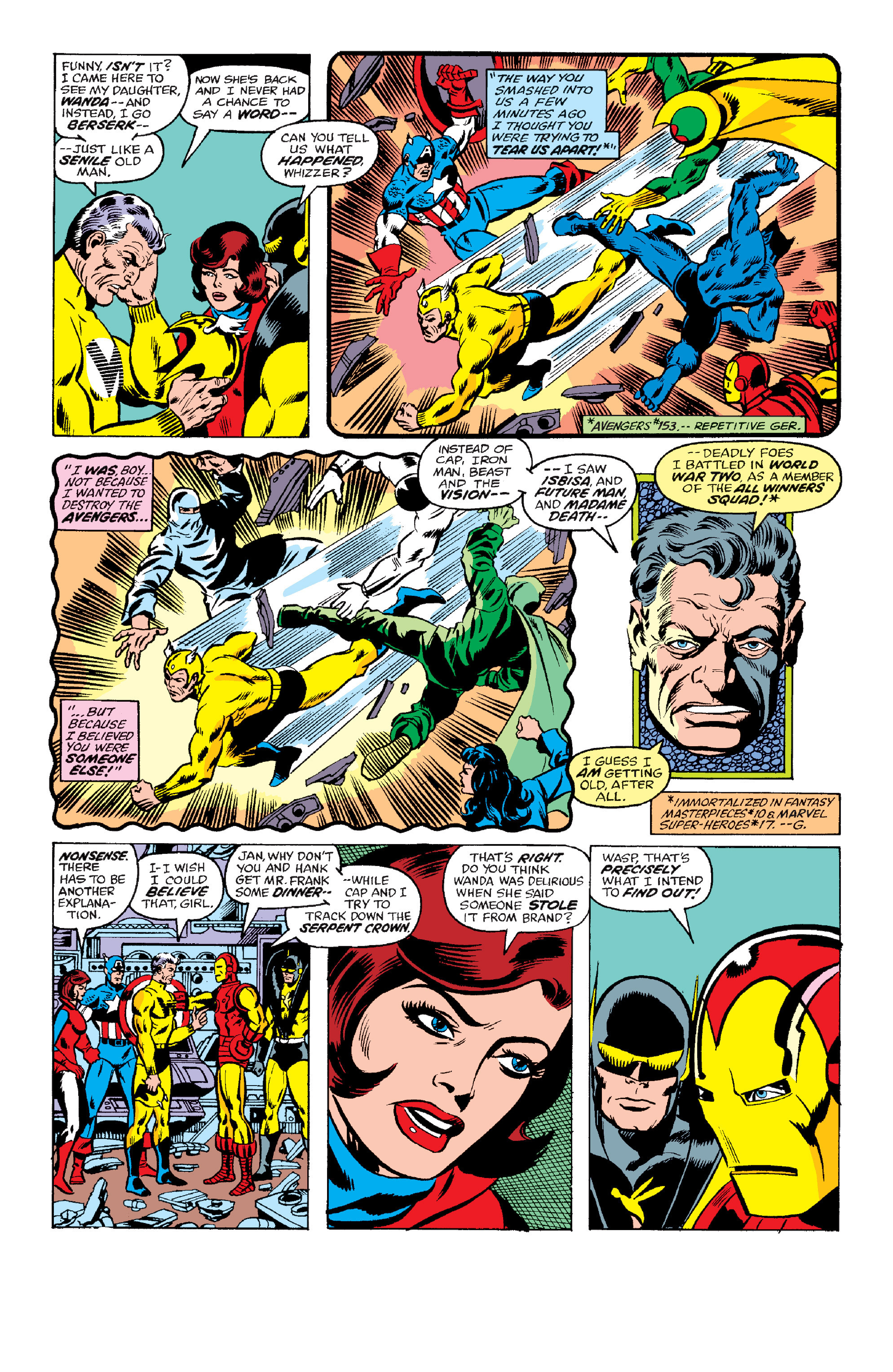 The Avengers (1963) _Annual_6 Page 4