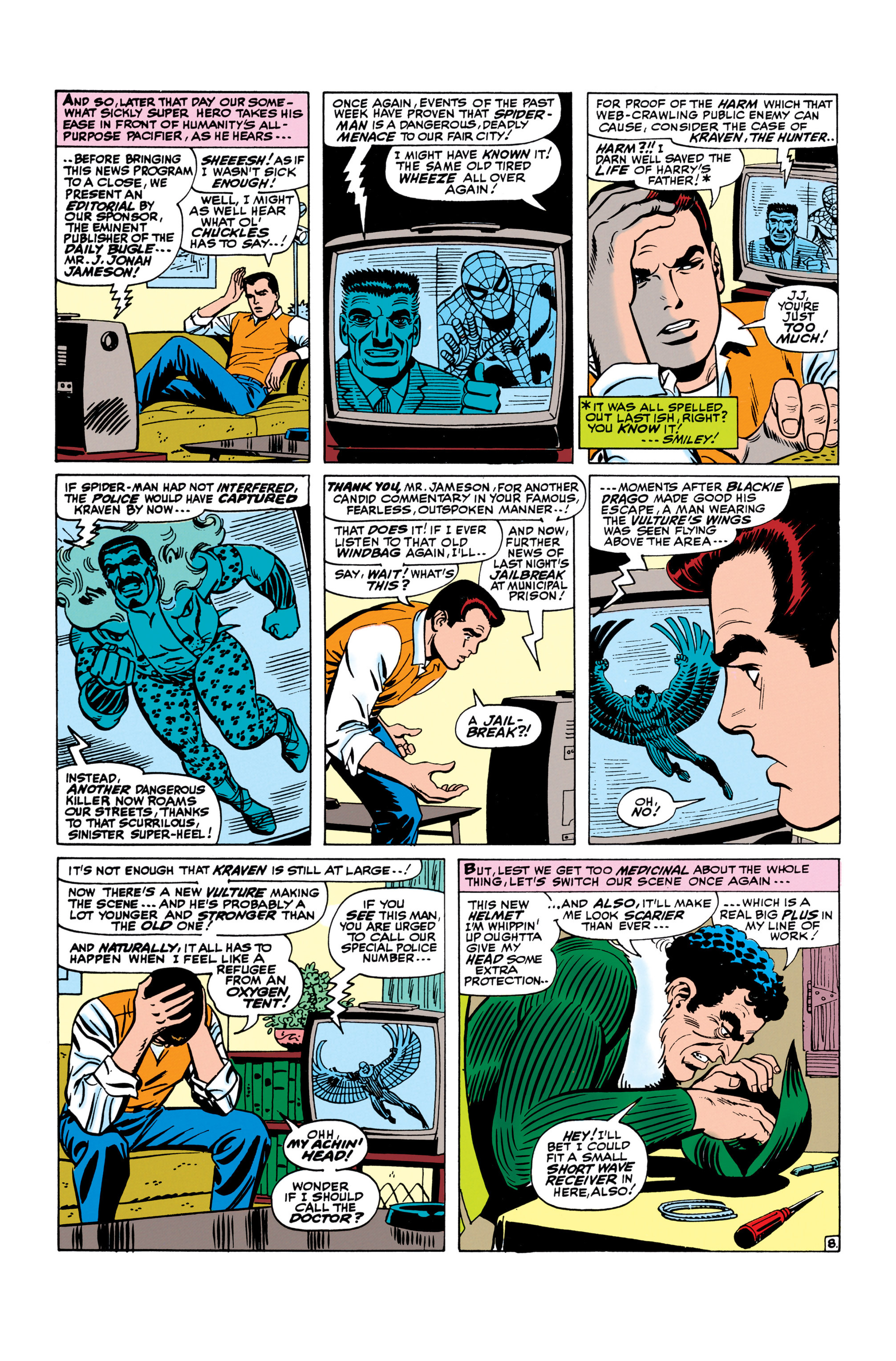 The Amazing Spider-Man (1963) 48 Page 8