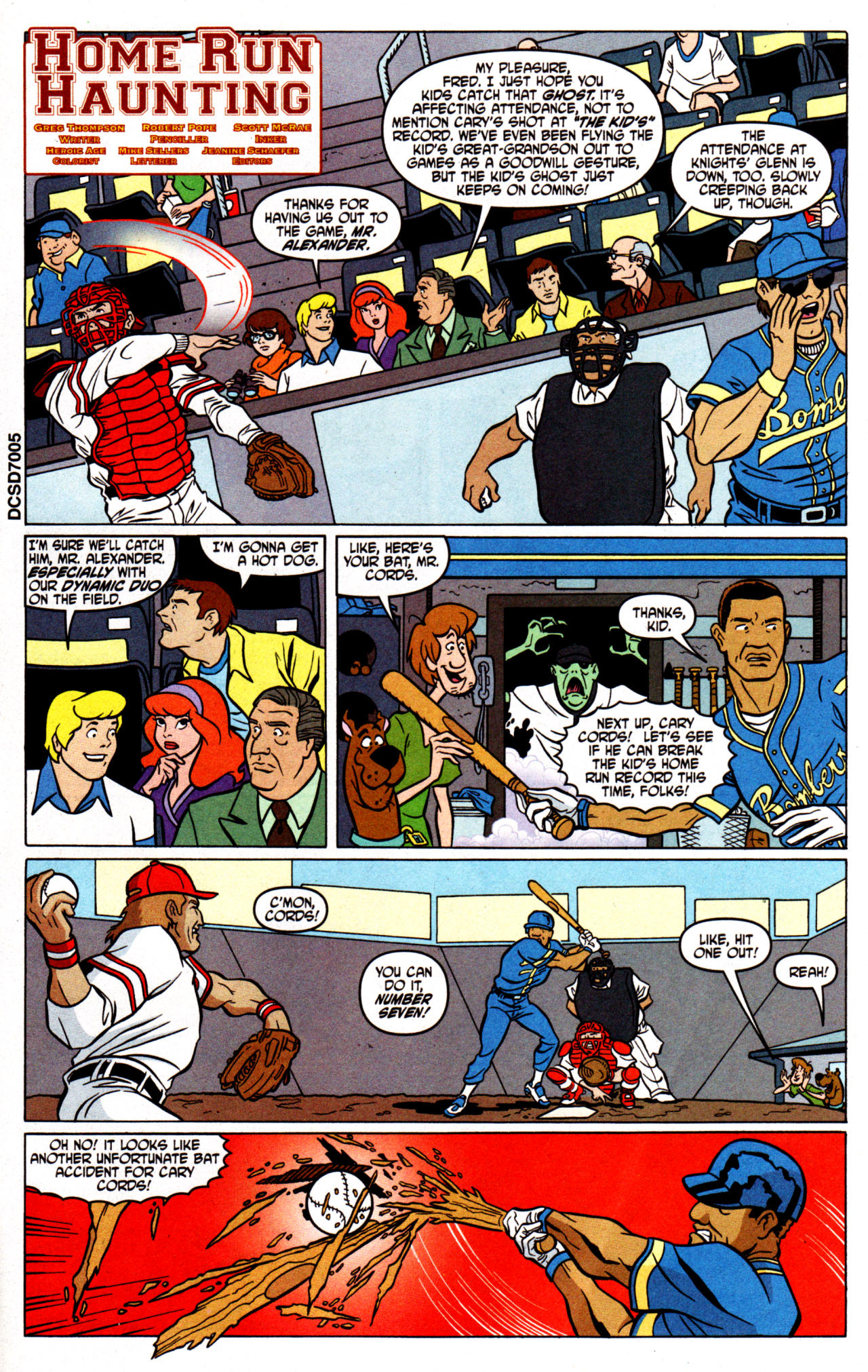 Read online Scooby-Doo (1997) comic -  Issue #120 - 16