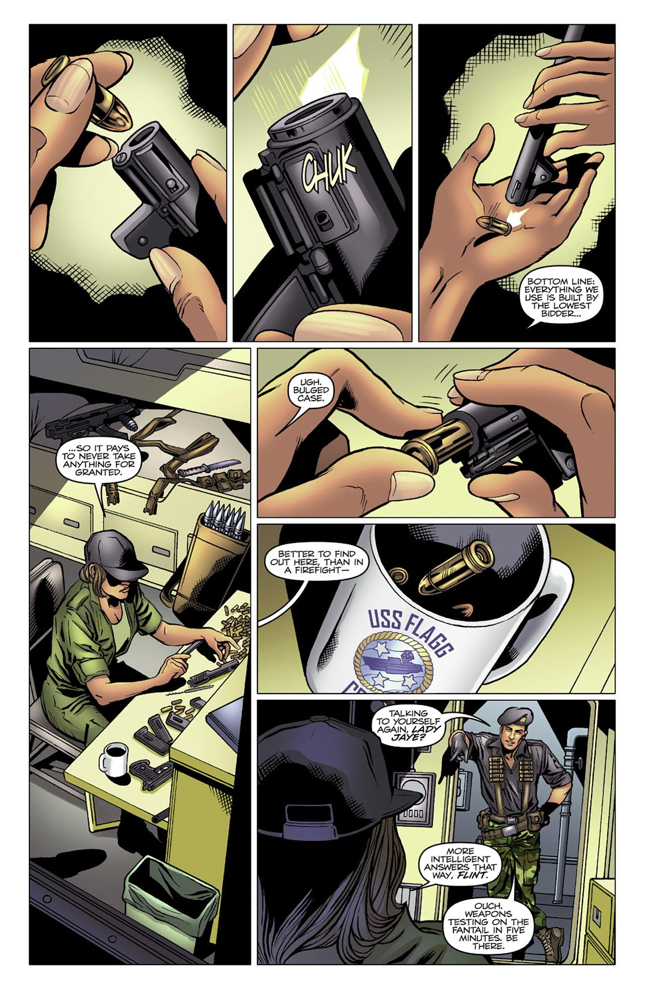 G.I. Joe: A Real American Hero 170 Page 4