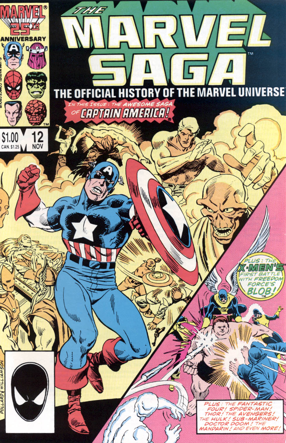 Marvel Saga: The Official History of the Marvel Universe issue 12 - Page 1