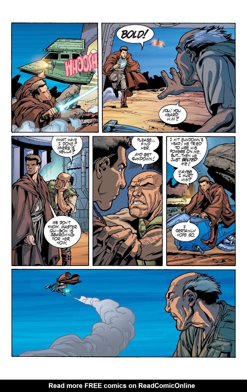 Read online Star Wars Legends: Rise of the Sith - Epic Collection comic -  Issue # TPB 1 (Part 4) - 32