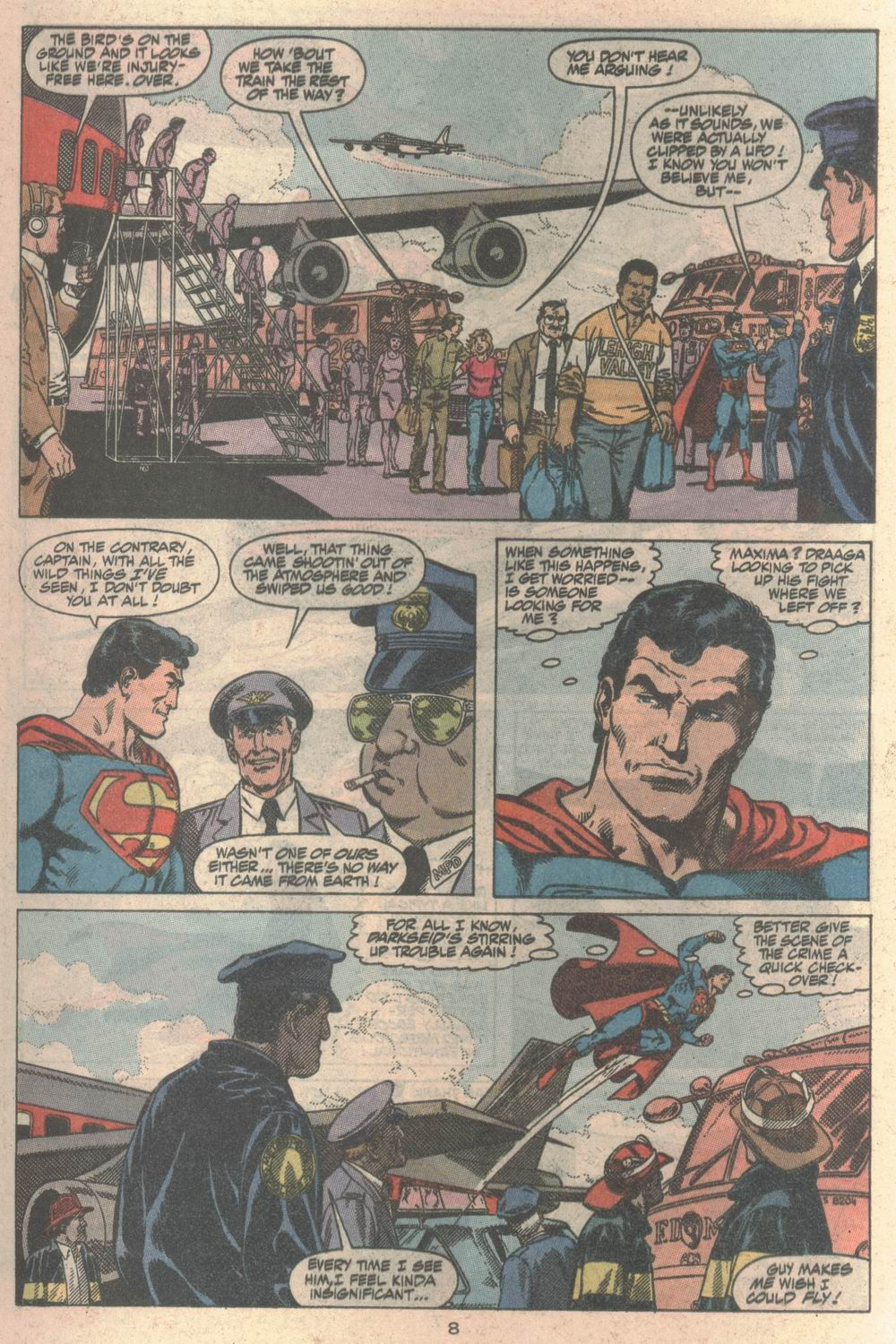 Read online Adventures of Superman (1987) comic -  Issue #Adventures of Superman (1987) _Annual 2 - 8