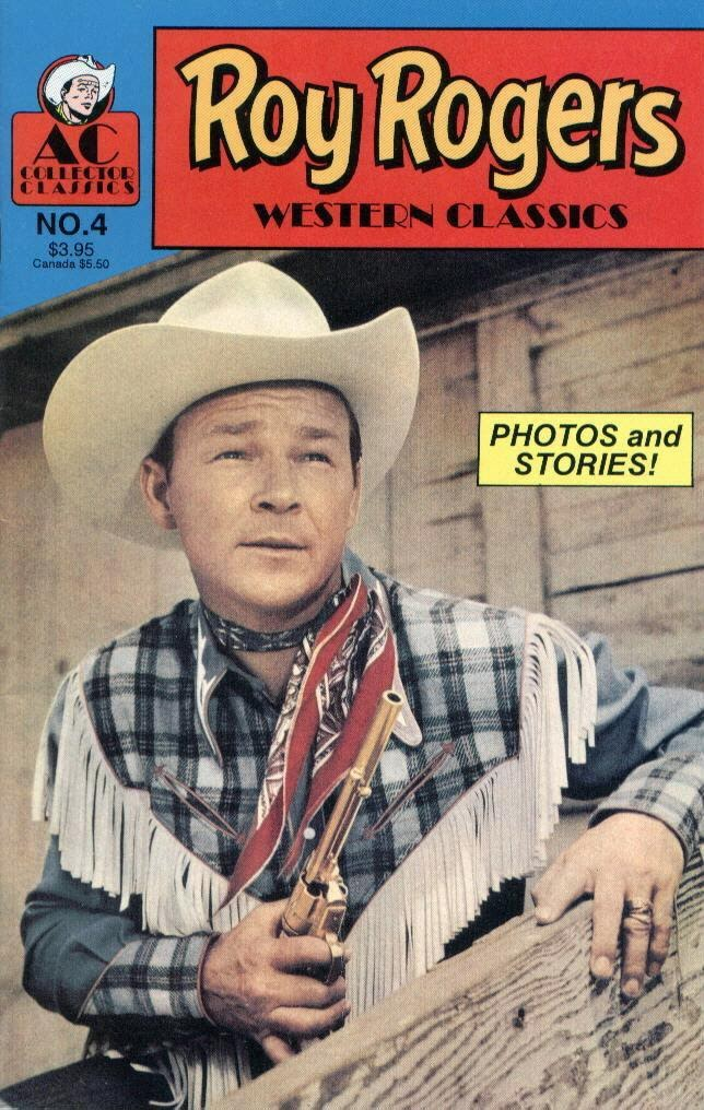 Read online Roy Rogers comic -  Issue #4 - 1