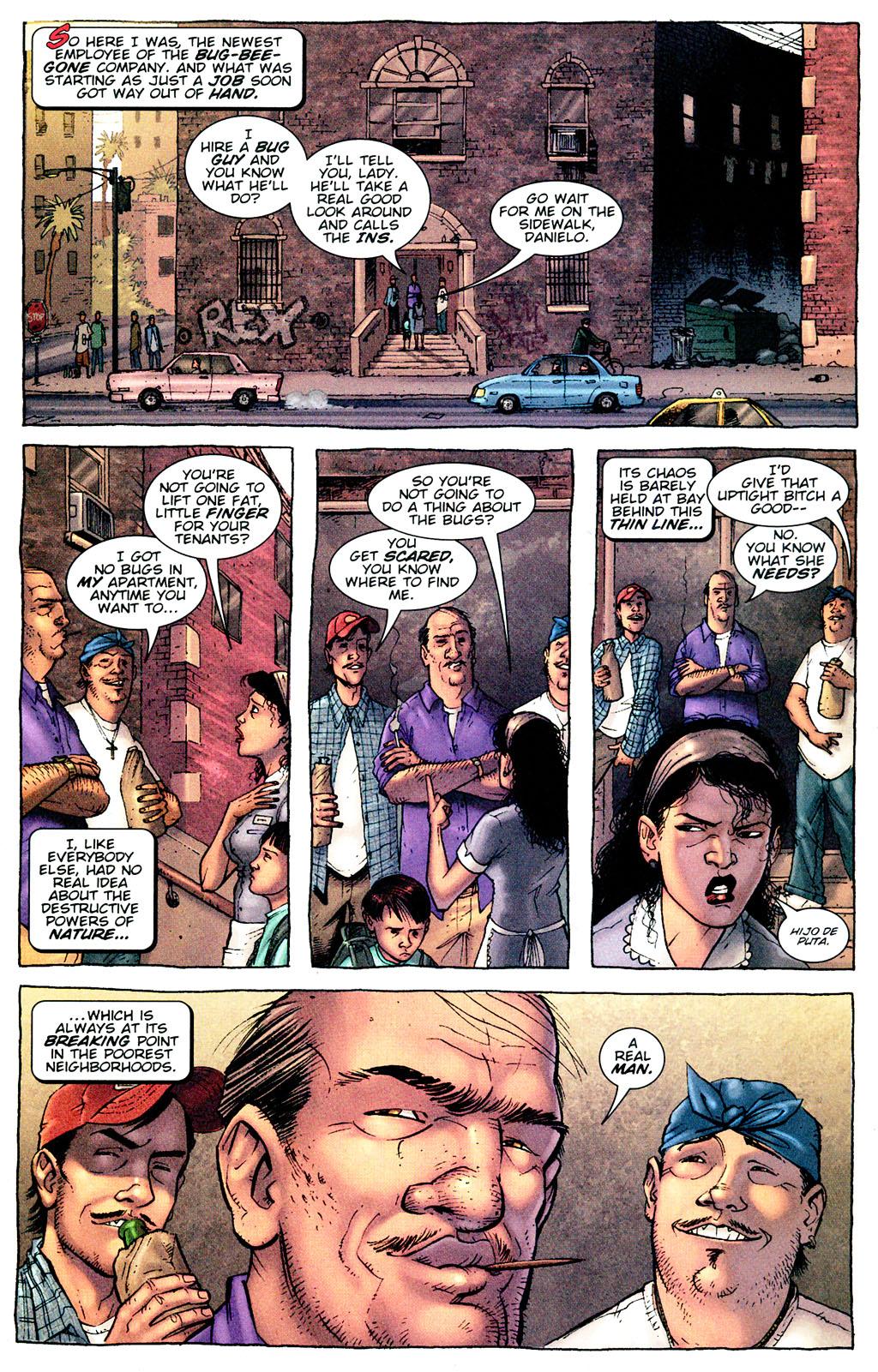 Read online The Exterminators comic -  Issue #1 - 5