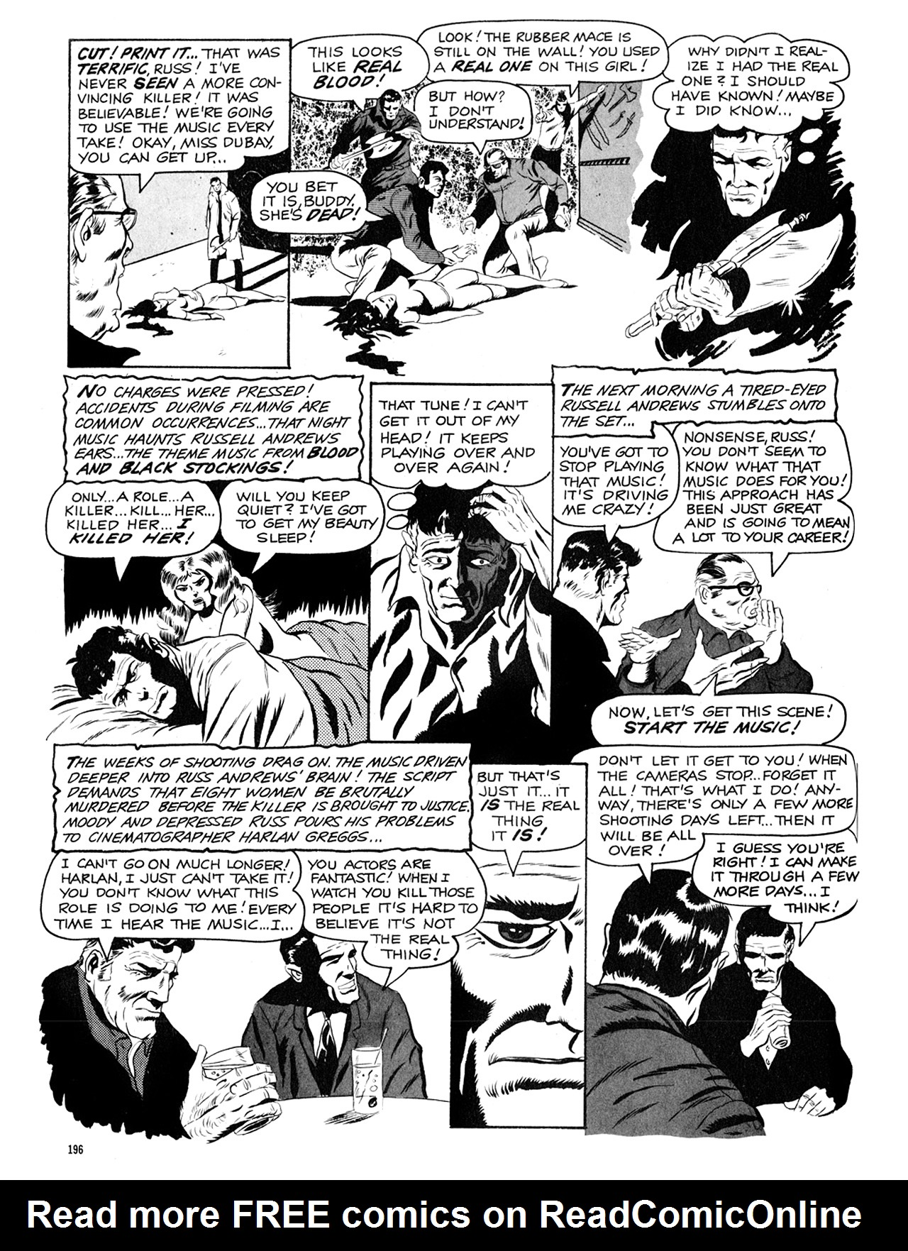 Read online Eerie Archives comic -  Issue # TPB 5 - 197