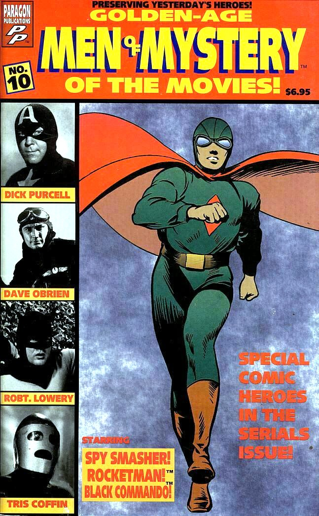 Read online Golden-Age Men of Mystery comic -  Issue #10 - 1