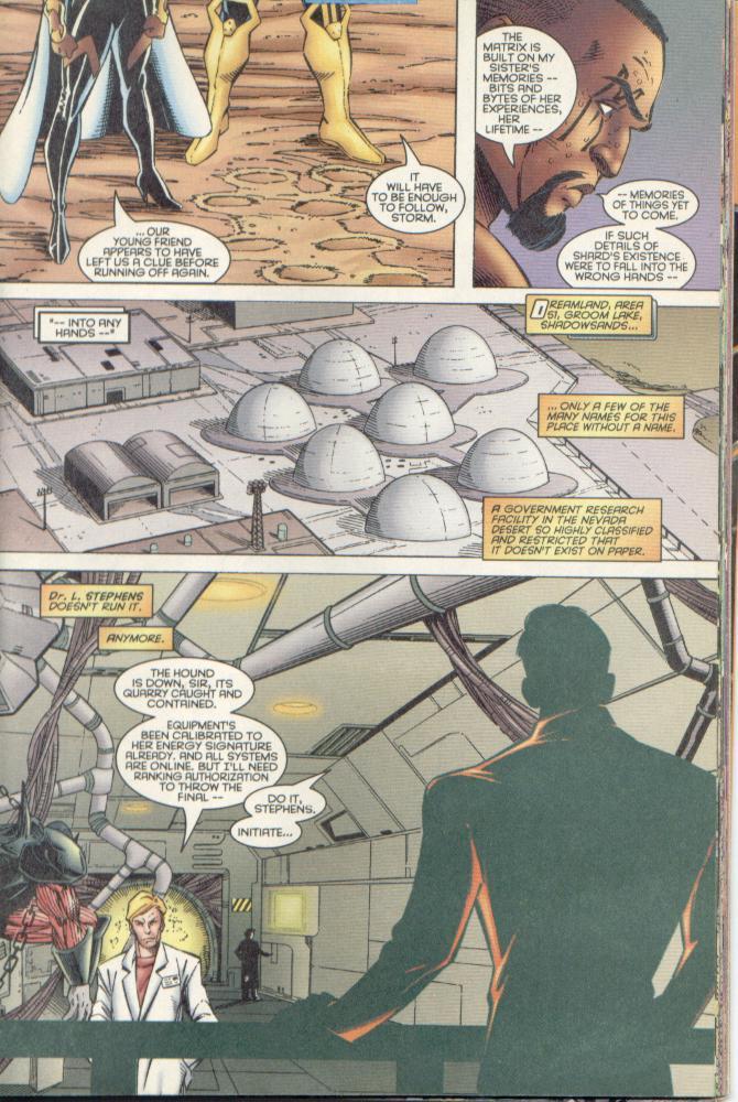 Read online Uncanny X-Men (1963) comic -  Issue # _Annual 1996 - 30