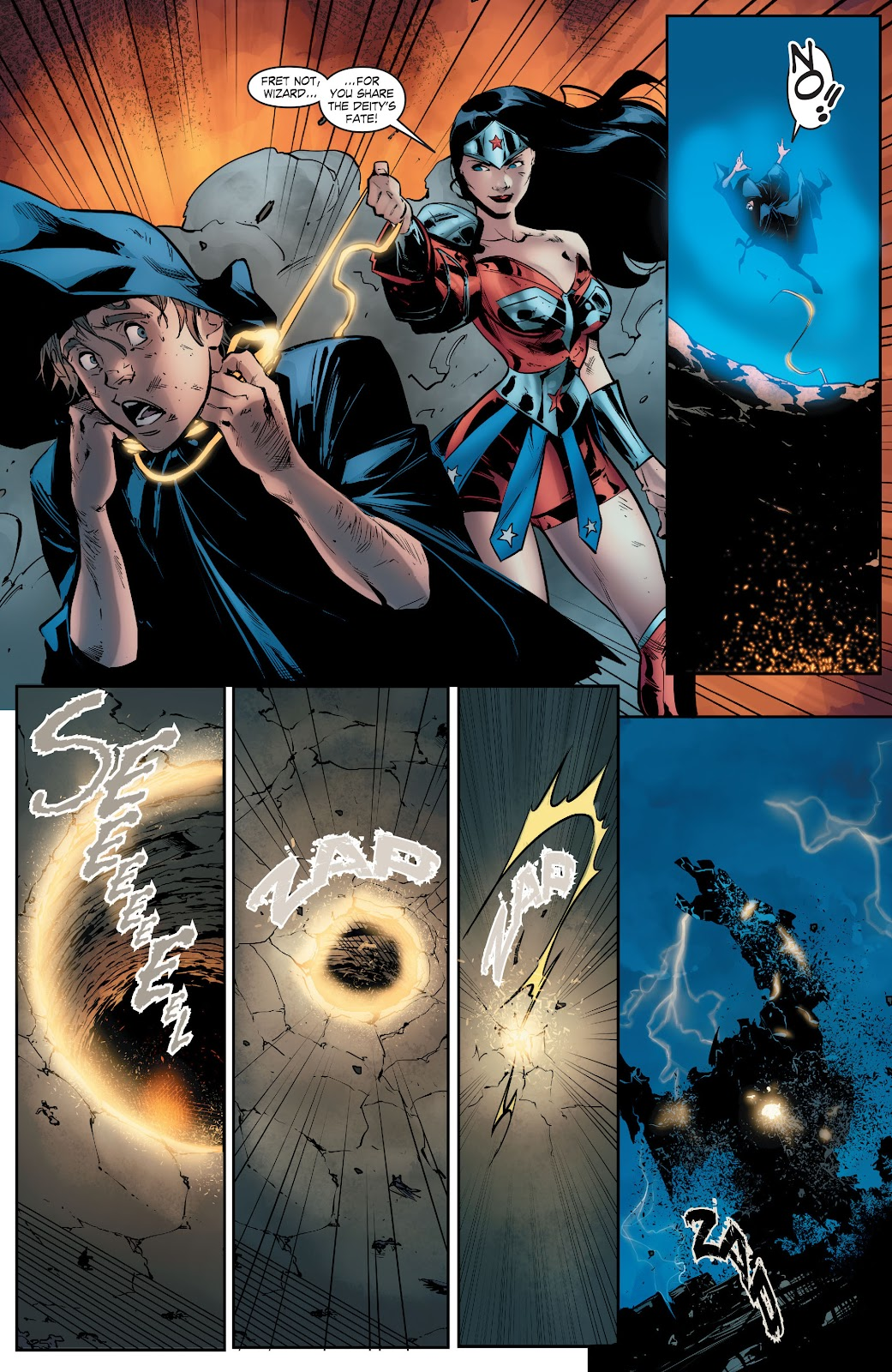 Read online Smallville Season 11 [II] comic -  Issue # TPB 5 - 121