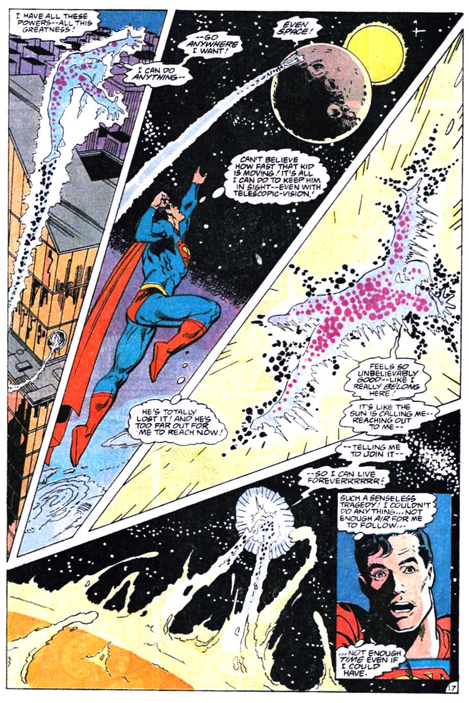 Adventures of Superman (1987) 466 Page 17