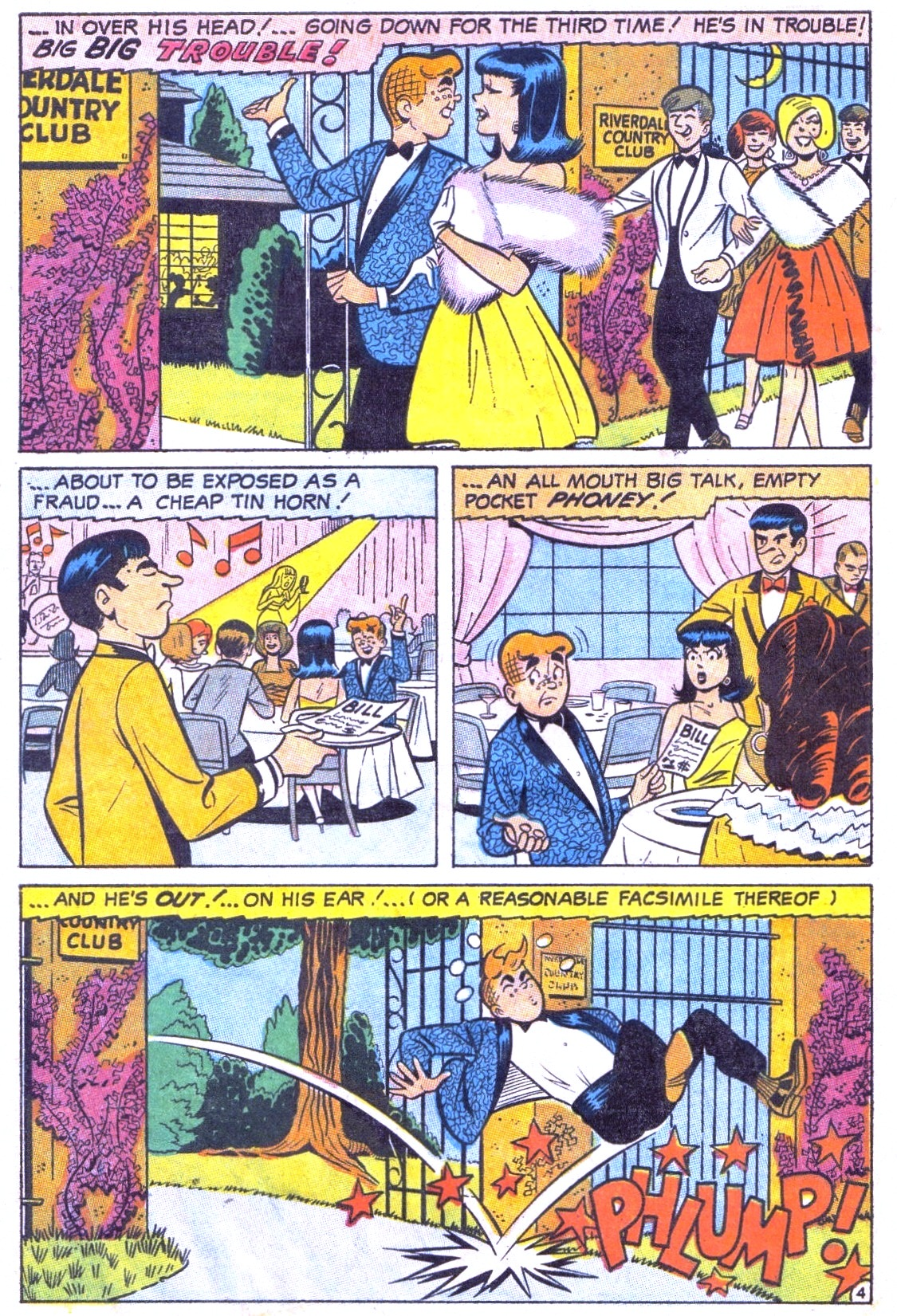 Read online Archie (1960) comic -  Issue #186 - 6