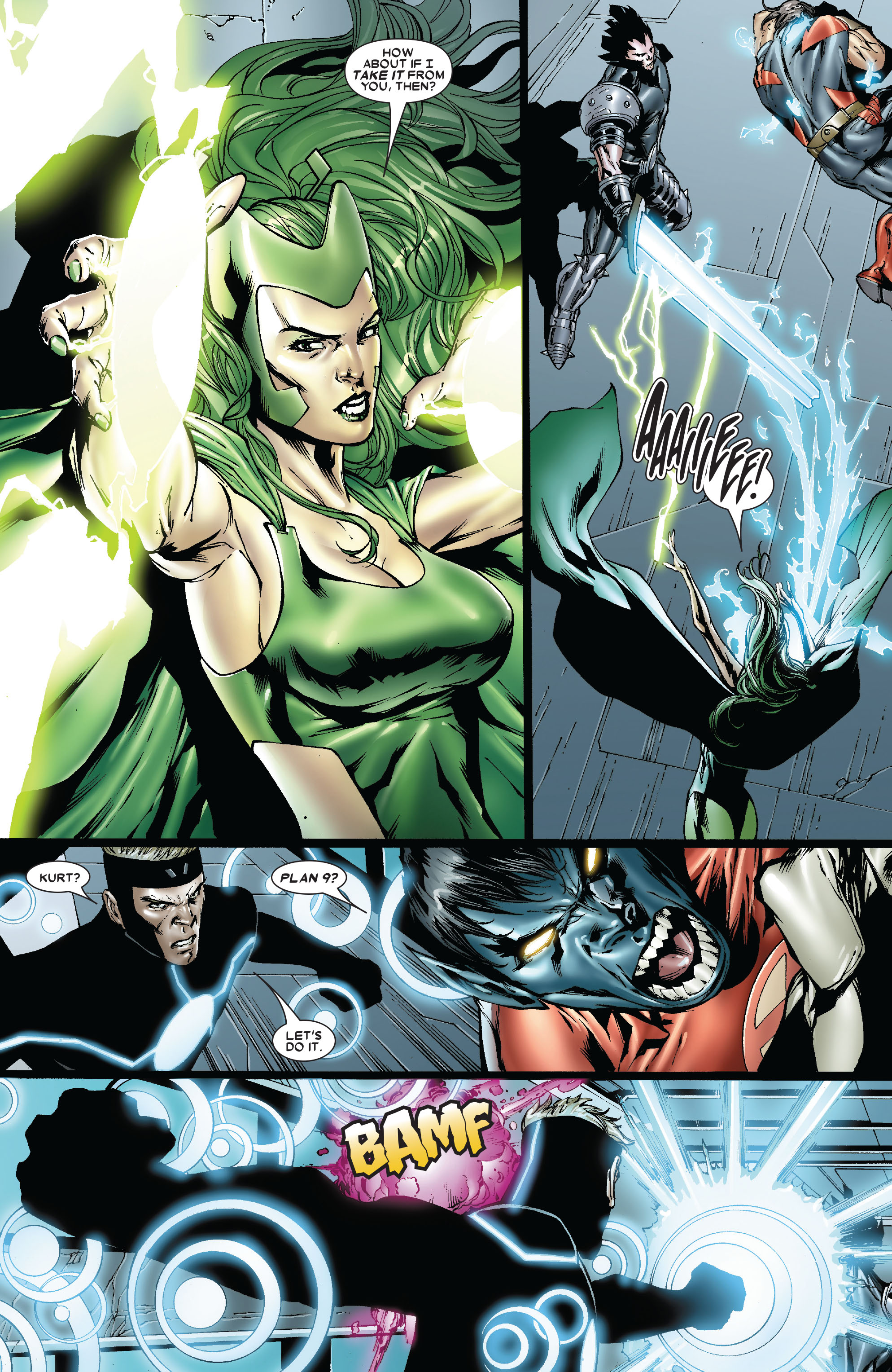 Read online Uncanny X-Men (1963) comic -  Issue #479 - 14