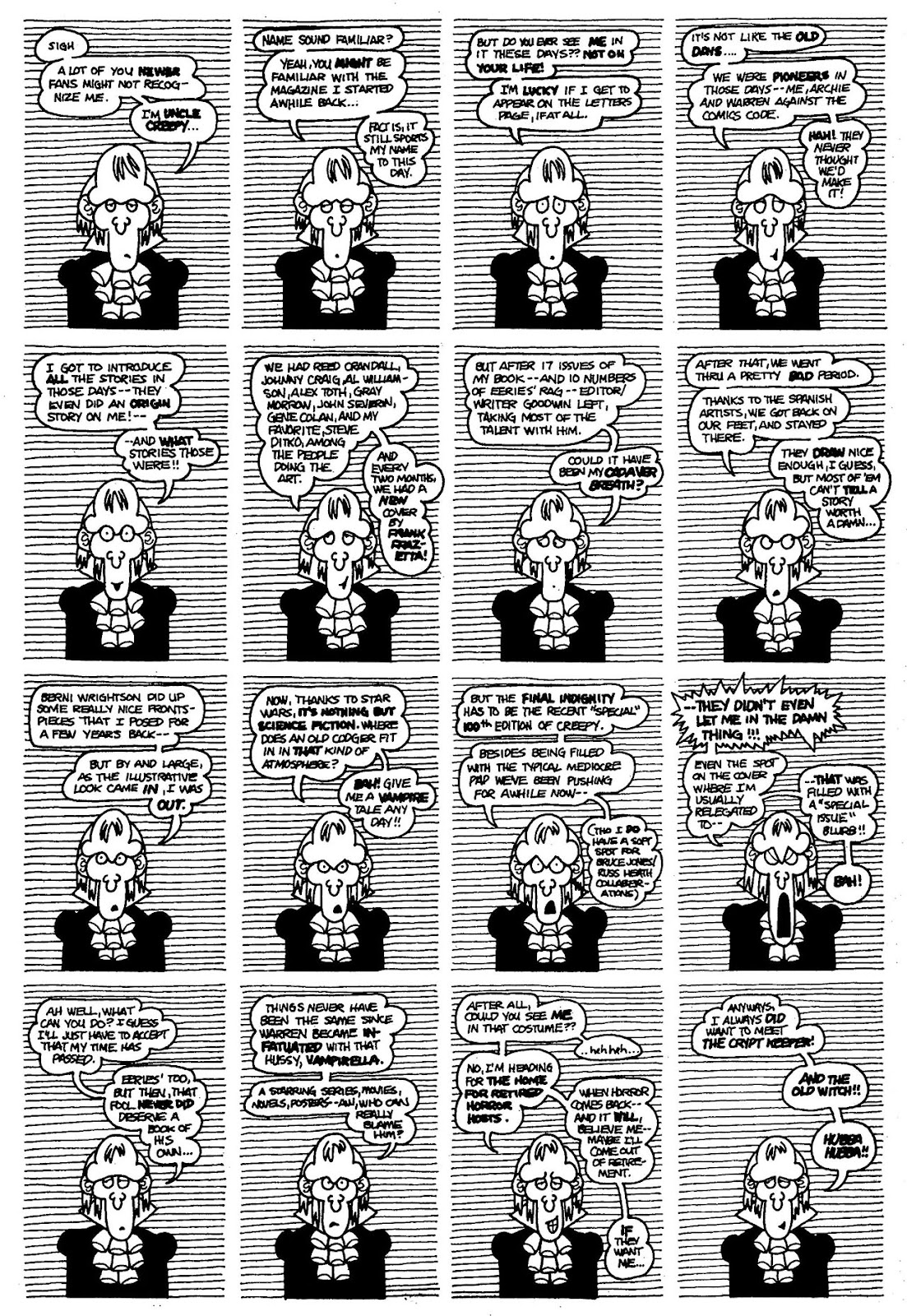 Read online The Nearly Complete Essential Hembeck Archives Omnibus comic -  Issue # TPB (Part 1) - 41