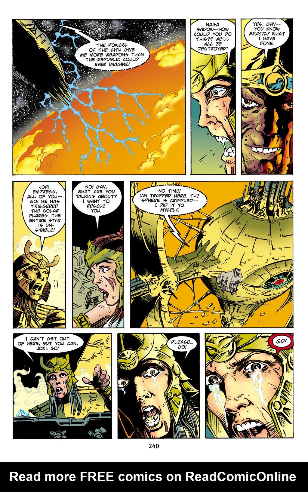 Read online Star Wars Omnibus comic -  Issue # Vol. 4 - 230