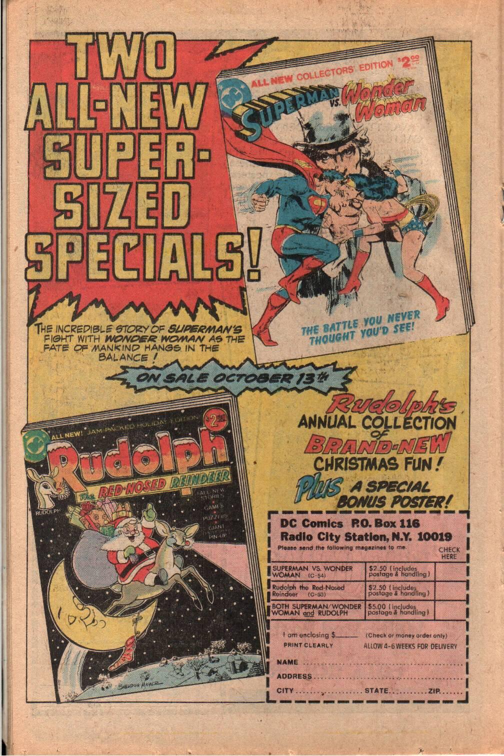 Read online Shazam! (1973) comic -  Issue #33 - 18