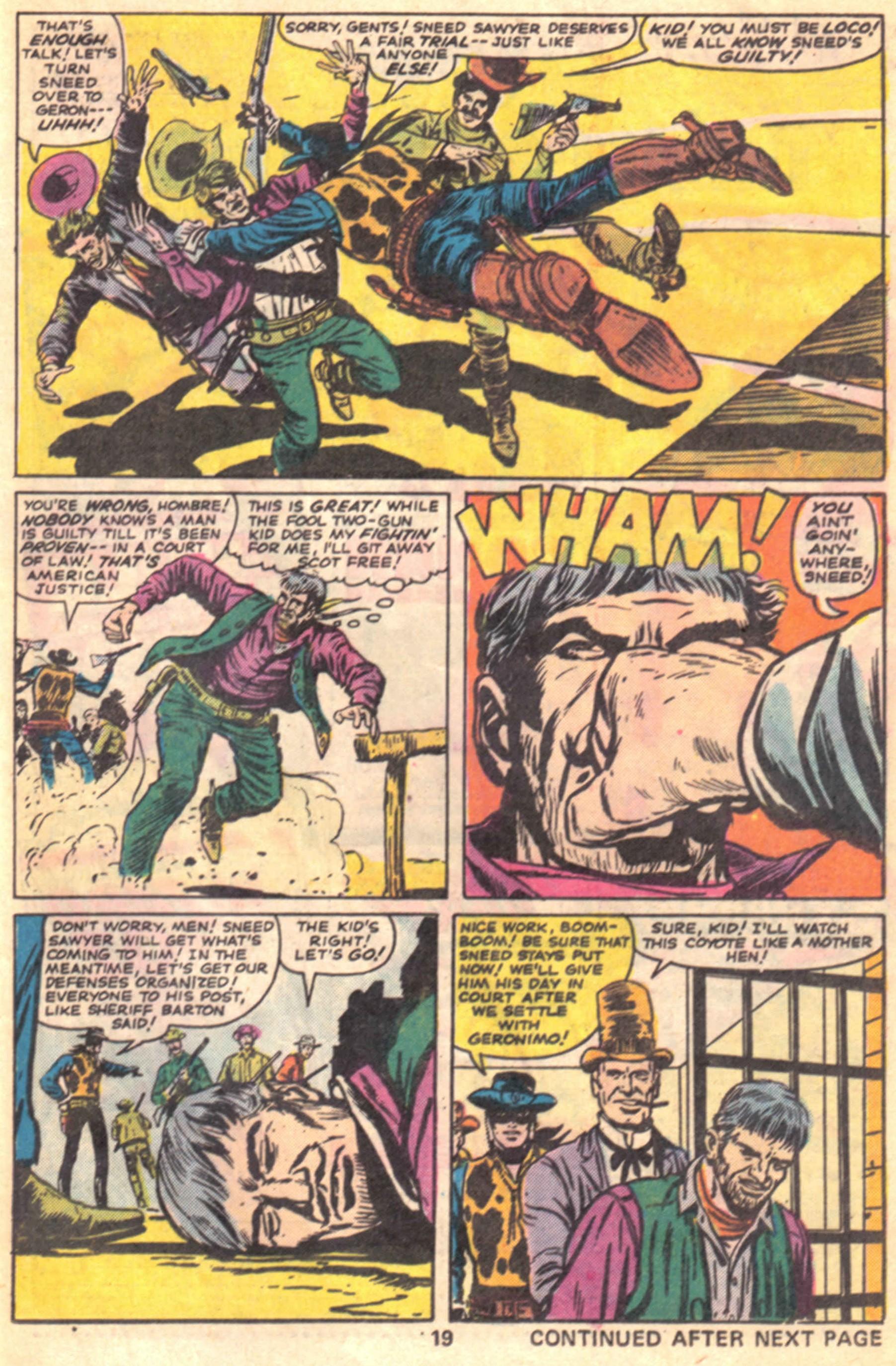 Read online Two-Gun Kid comic -  Issue #127 - 22