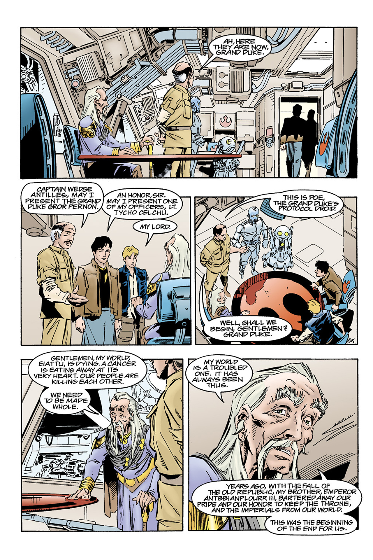 Read online Star Wars Omnibus comic -  Issue # Vol. 2 - 131