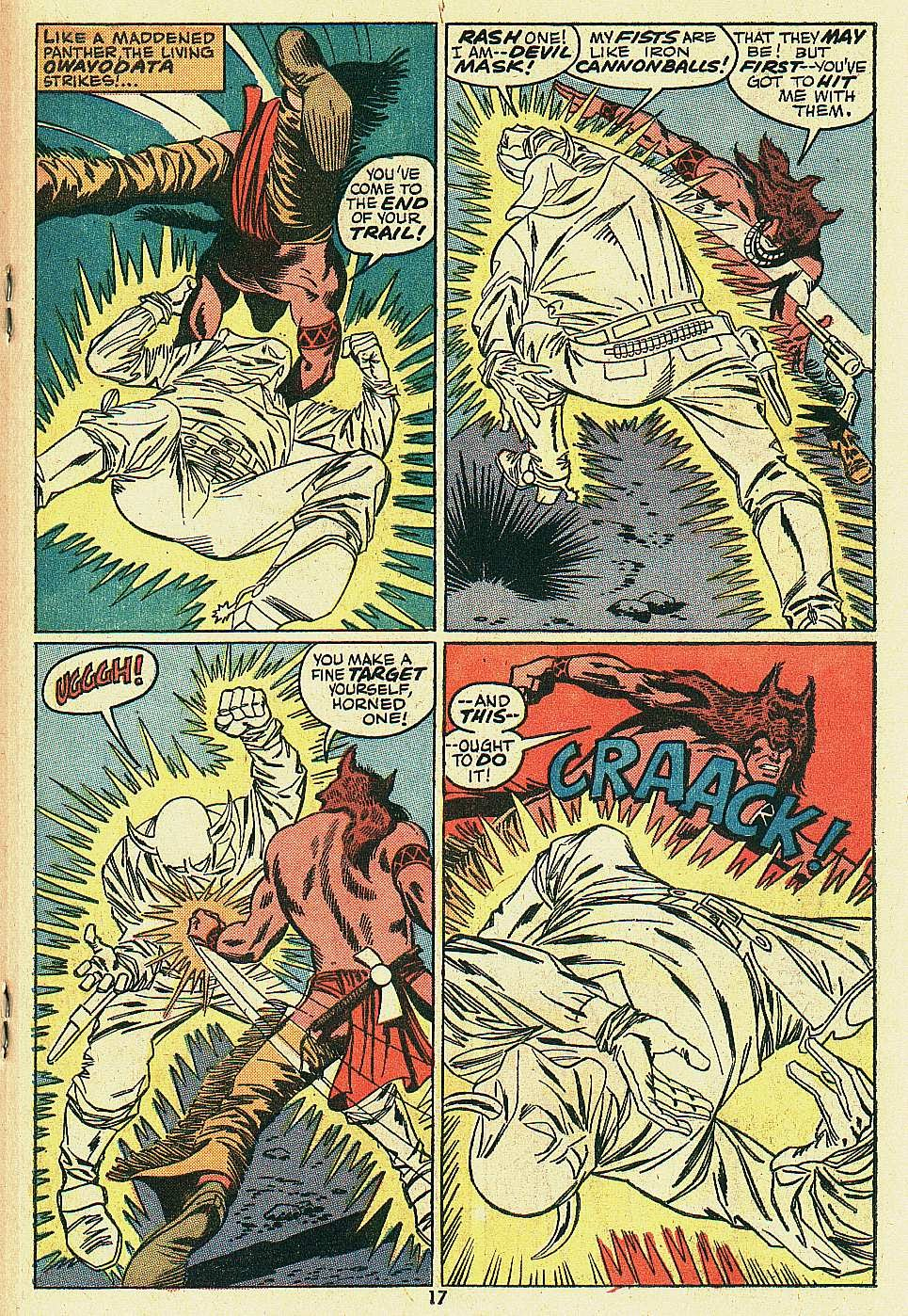 Red Wolf (1972) issue 6 - Page 13