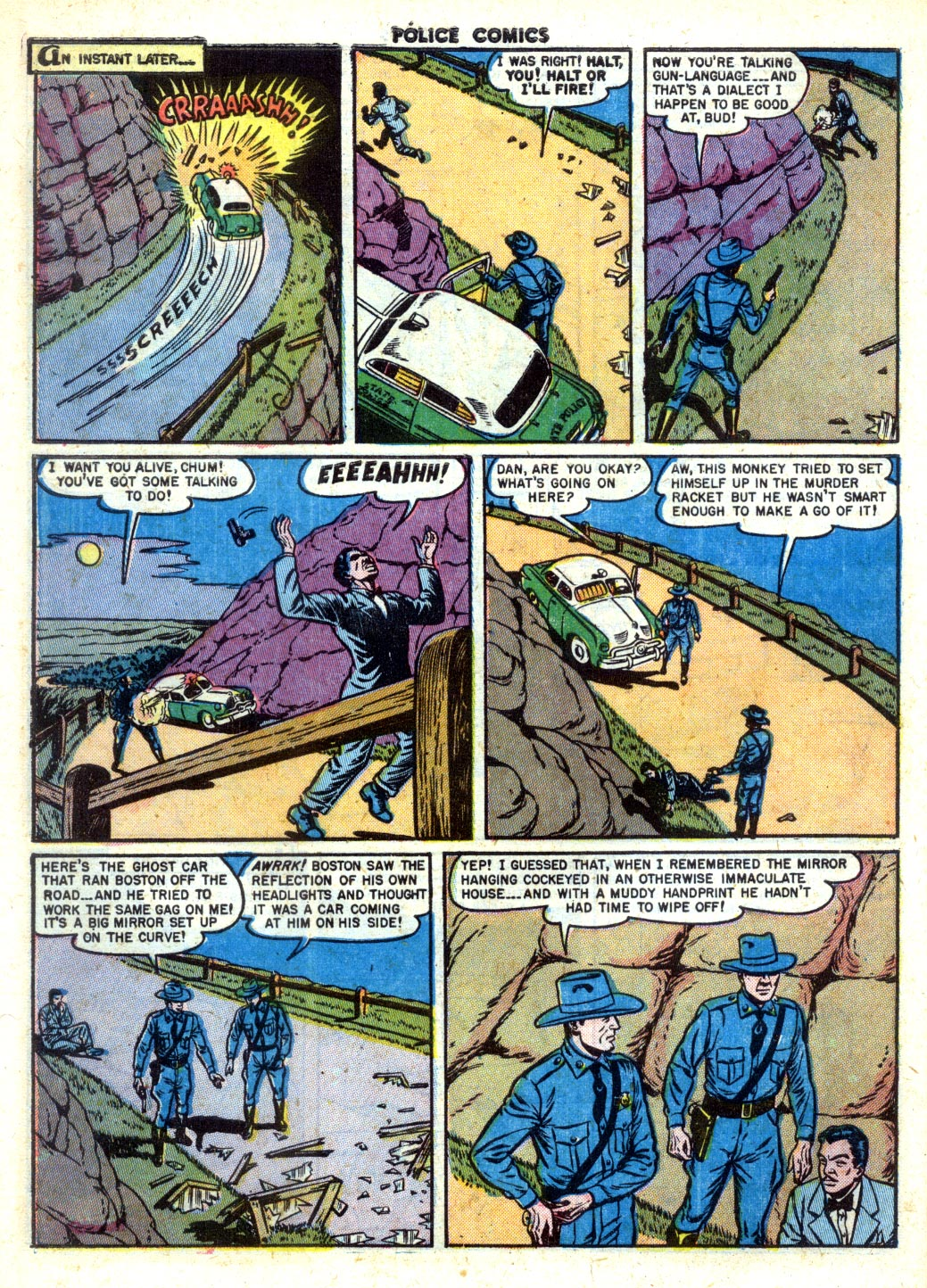 Police Comics issue 105 - Page 48
