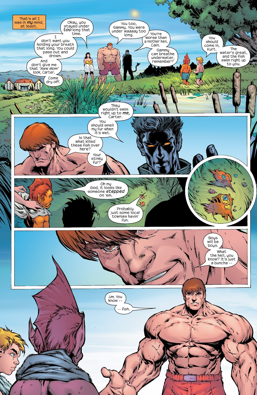Read online X-Men: Unstoppable comic -  Issue # TPB (Part 2) - 74