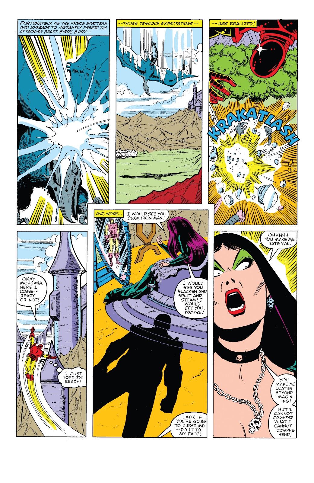 Read online Marvel Tales: Iron Man comic -  Issue # Full - 68