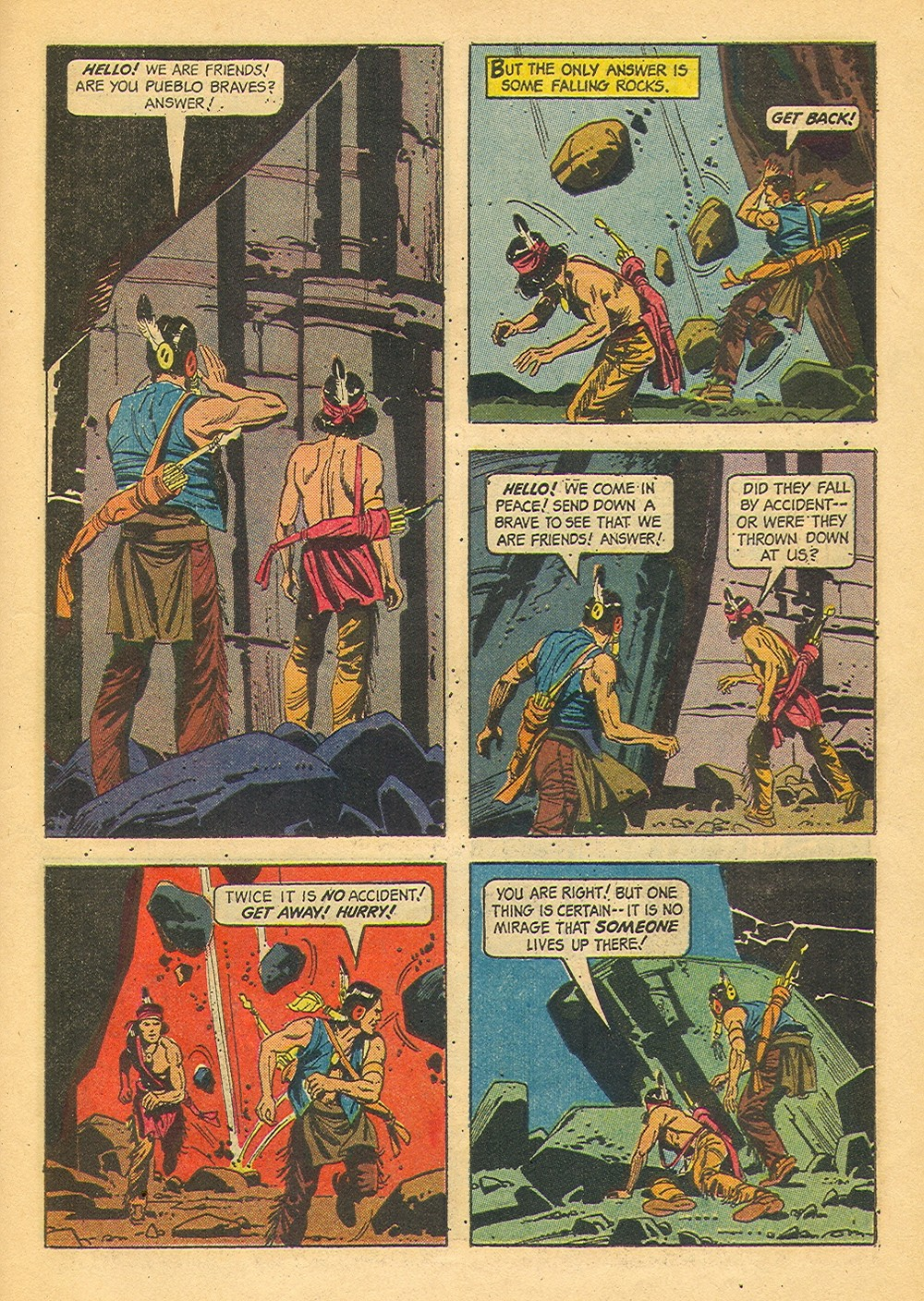Read online Turok, Son of Stone comic -  Issue #42 - 31