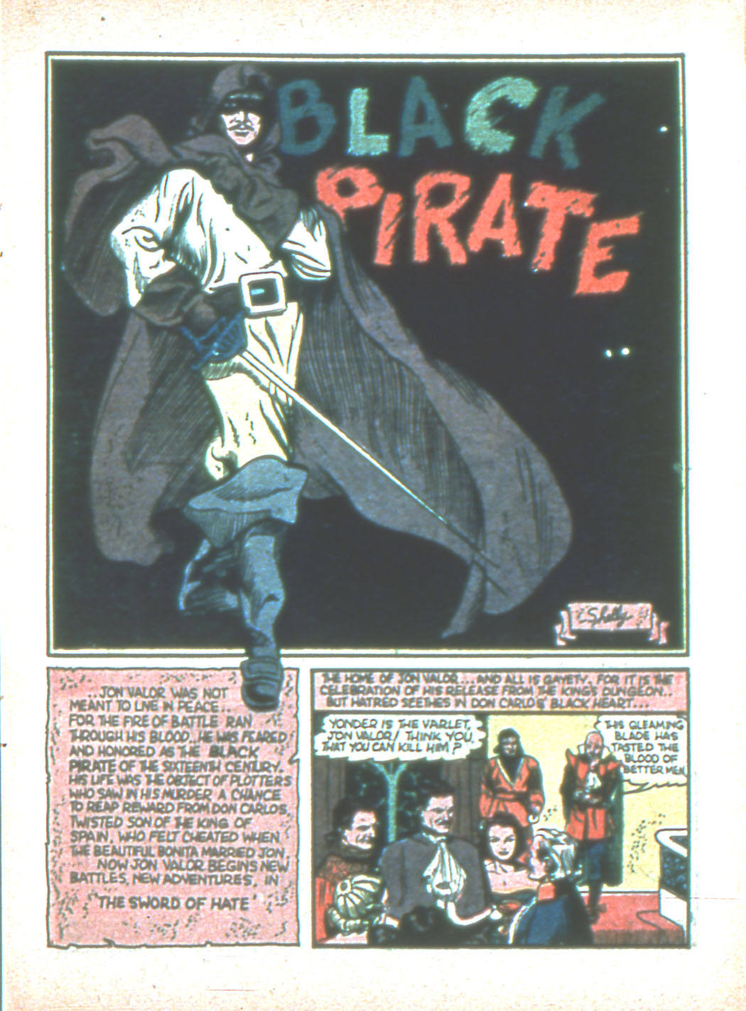 Read online Sensation (Mystery) Comics comic -  Issue #2 - 17