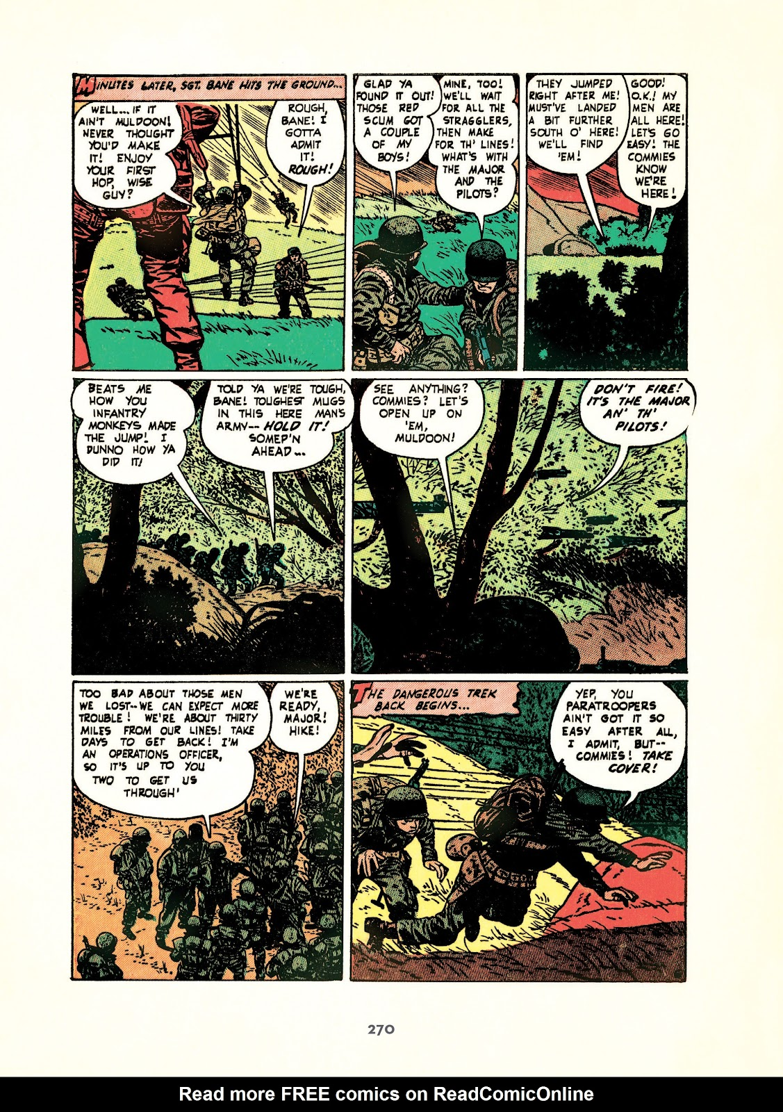 Read online Setting the Standard: Comics by Alex Toth 1952-1954 comic -  Issue # TPB (Part 3) - 71
